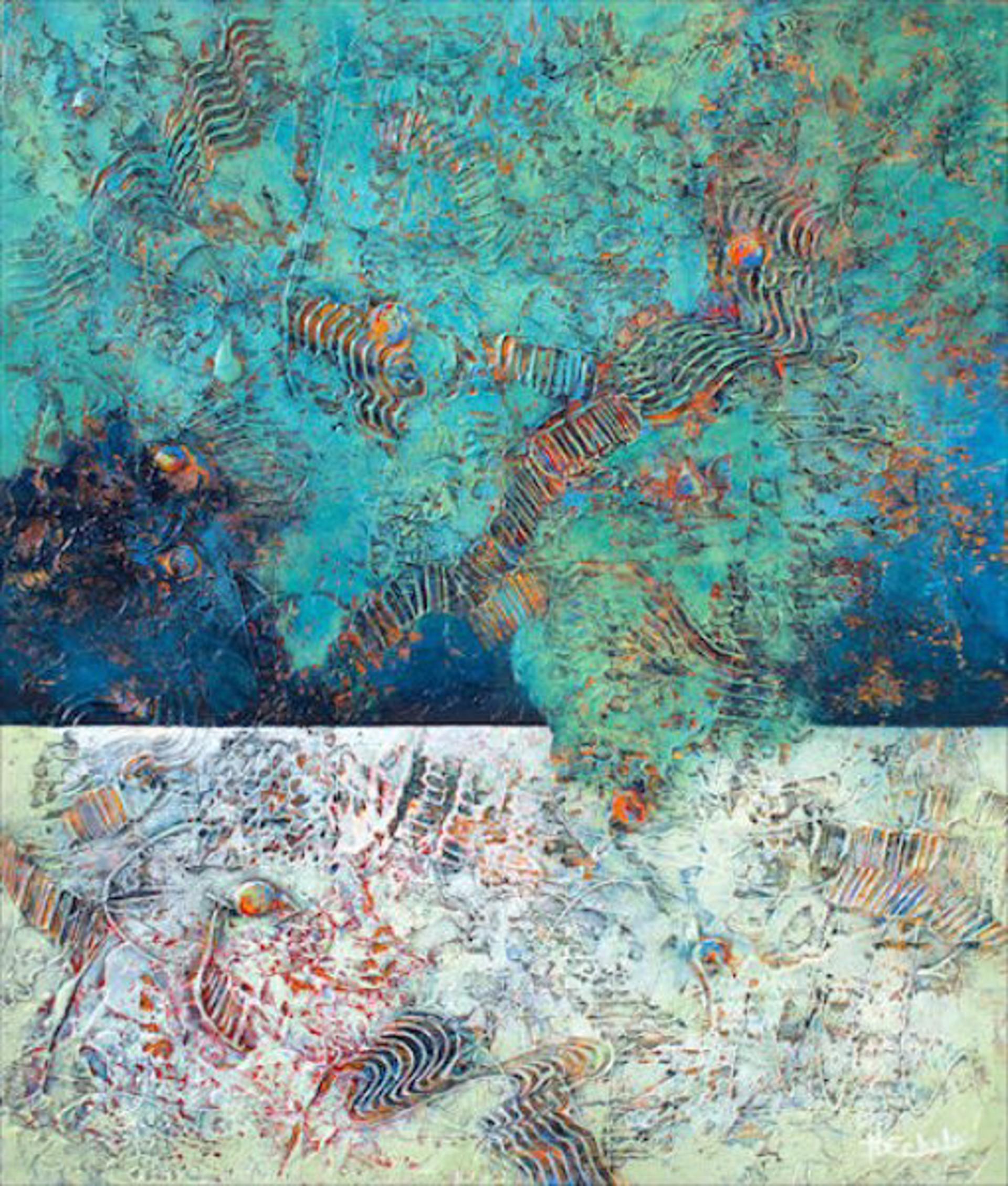 Exploring The Reef by Nancy Eckels