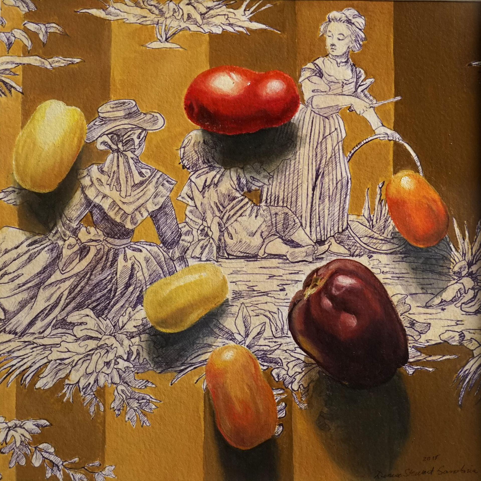 Heirlooms by Denise Stewart-Sanabria