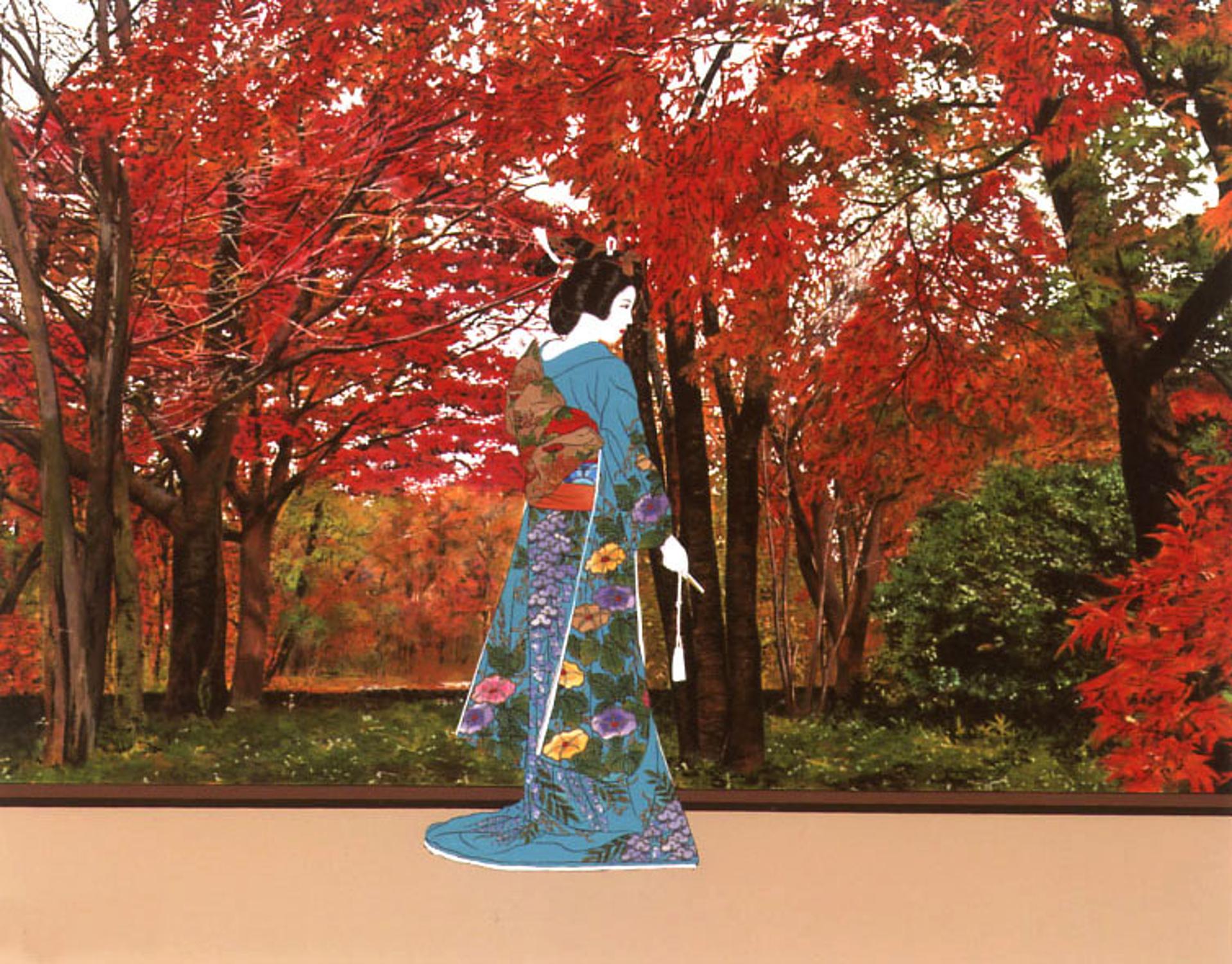 Bride Of Splendor by Hisashi Otsuka