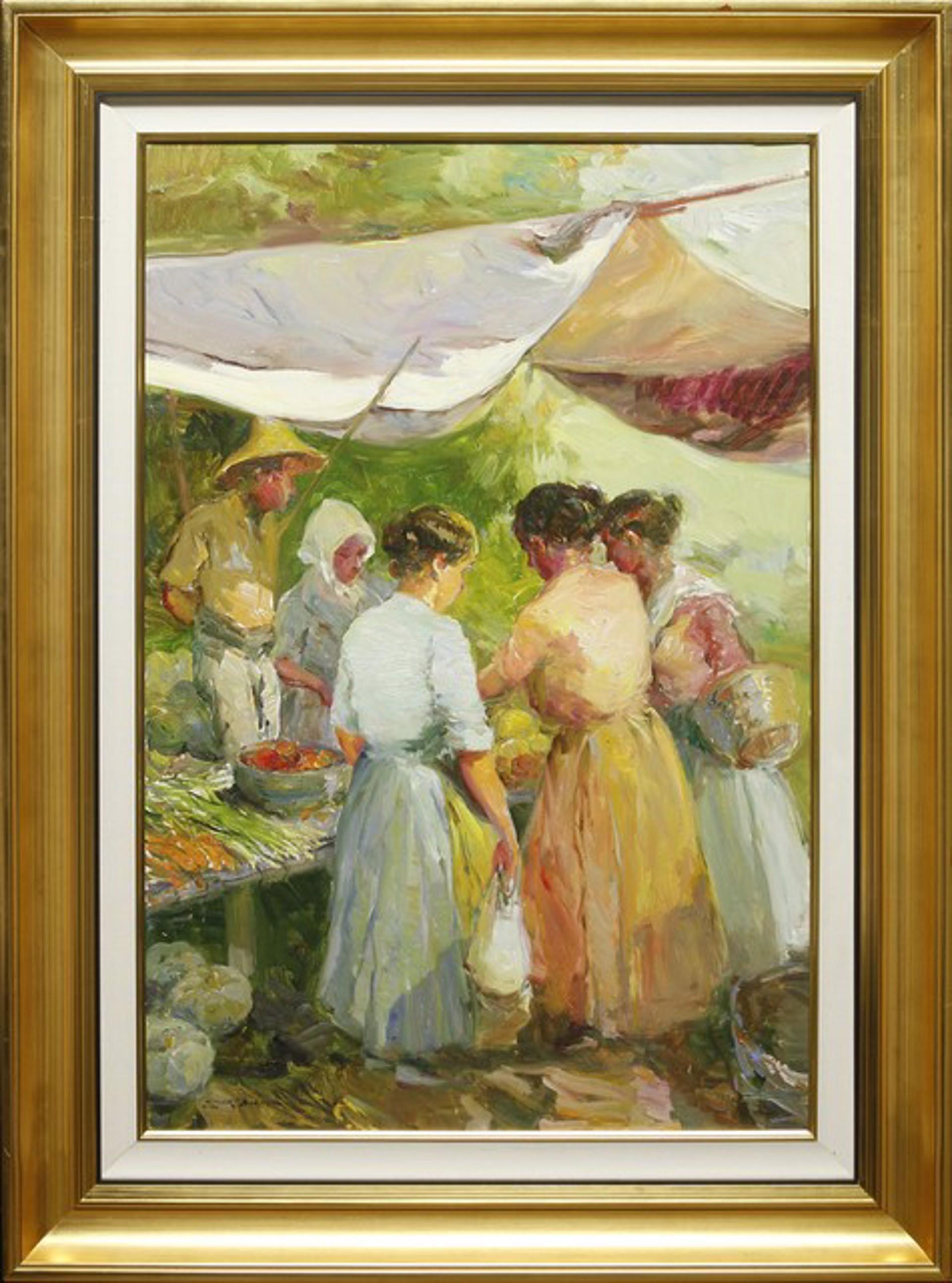 Mercado de Hortalizas (Vegetable Market by Giner Bueno