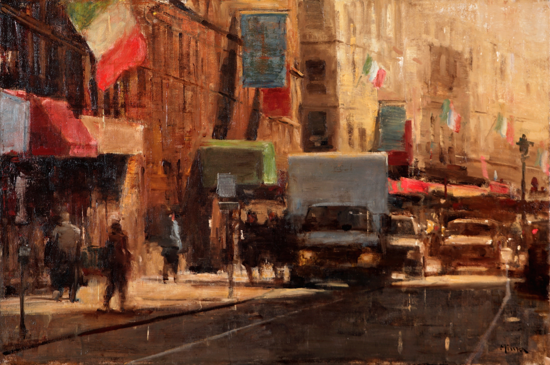 Little Italy by Terry Miura