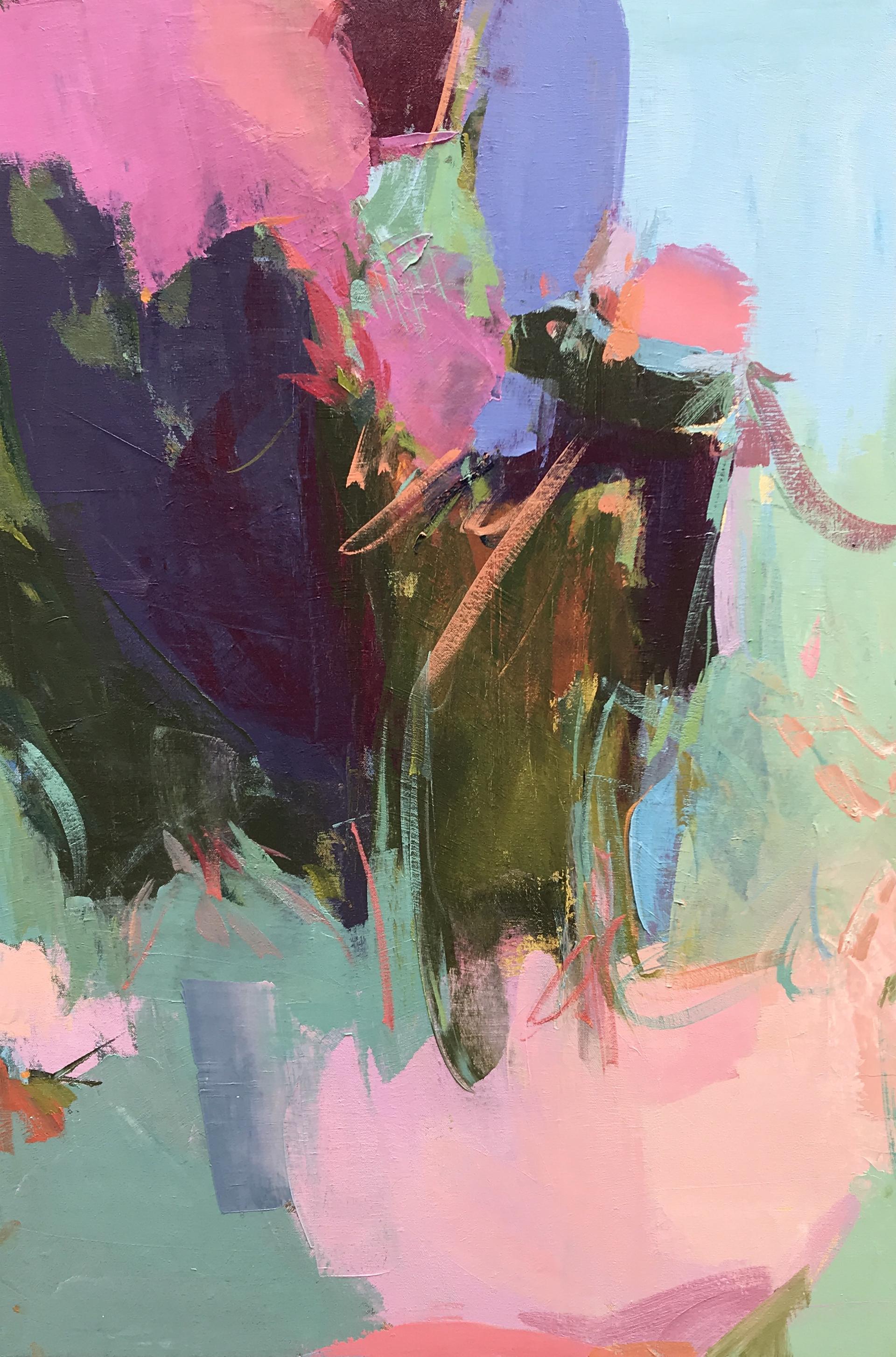 Pink Tulip by Marissa Vogl
