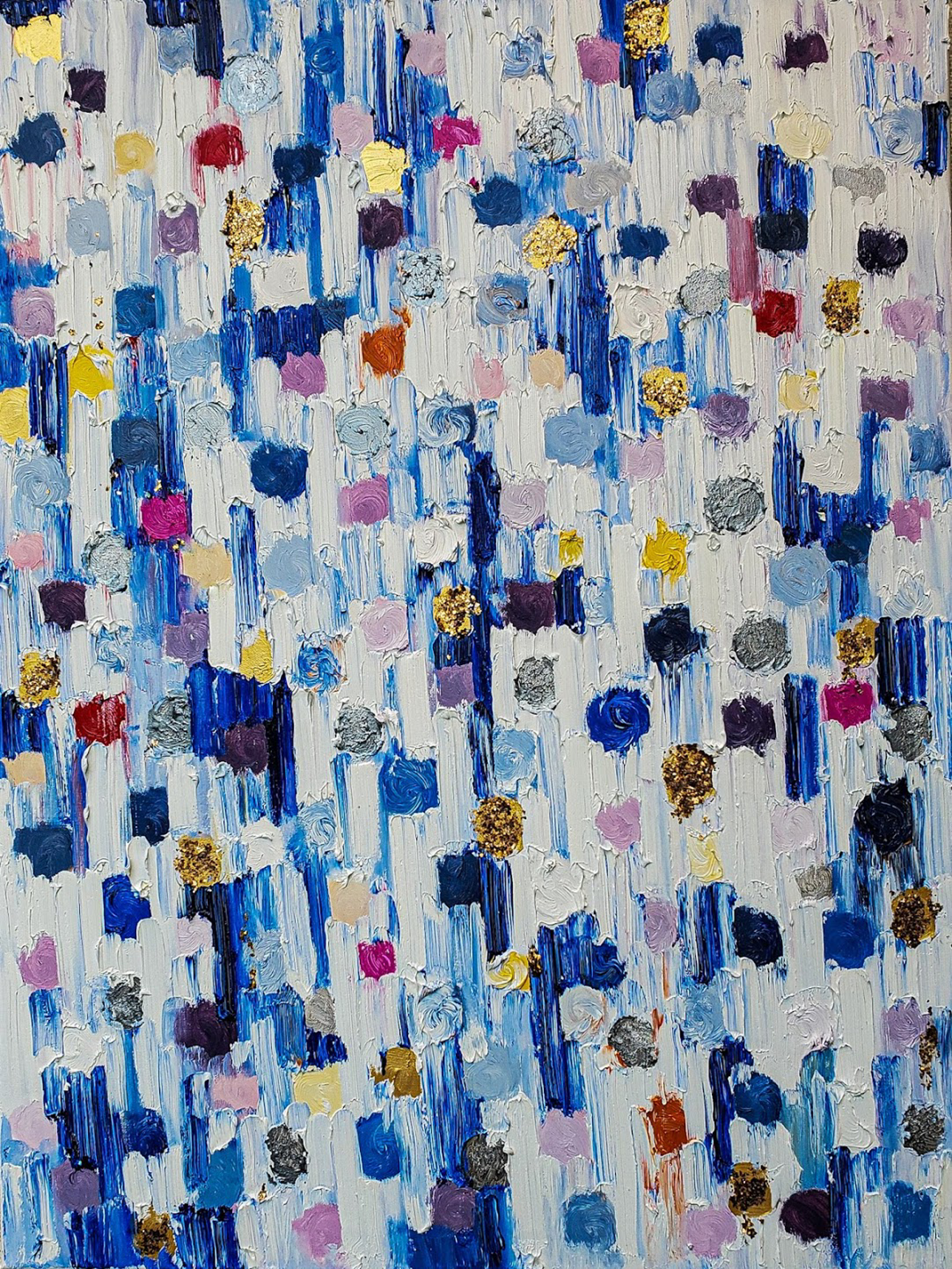 Dripping Dots - Montclair by Cindy Shaoul