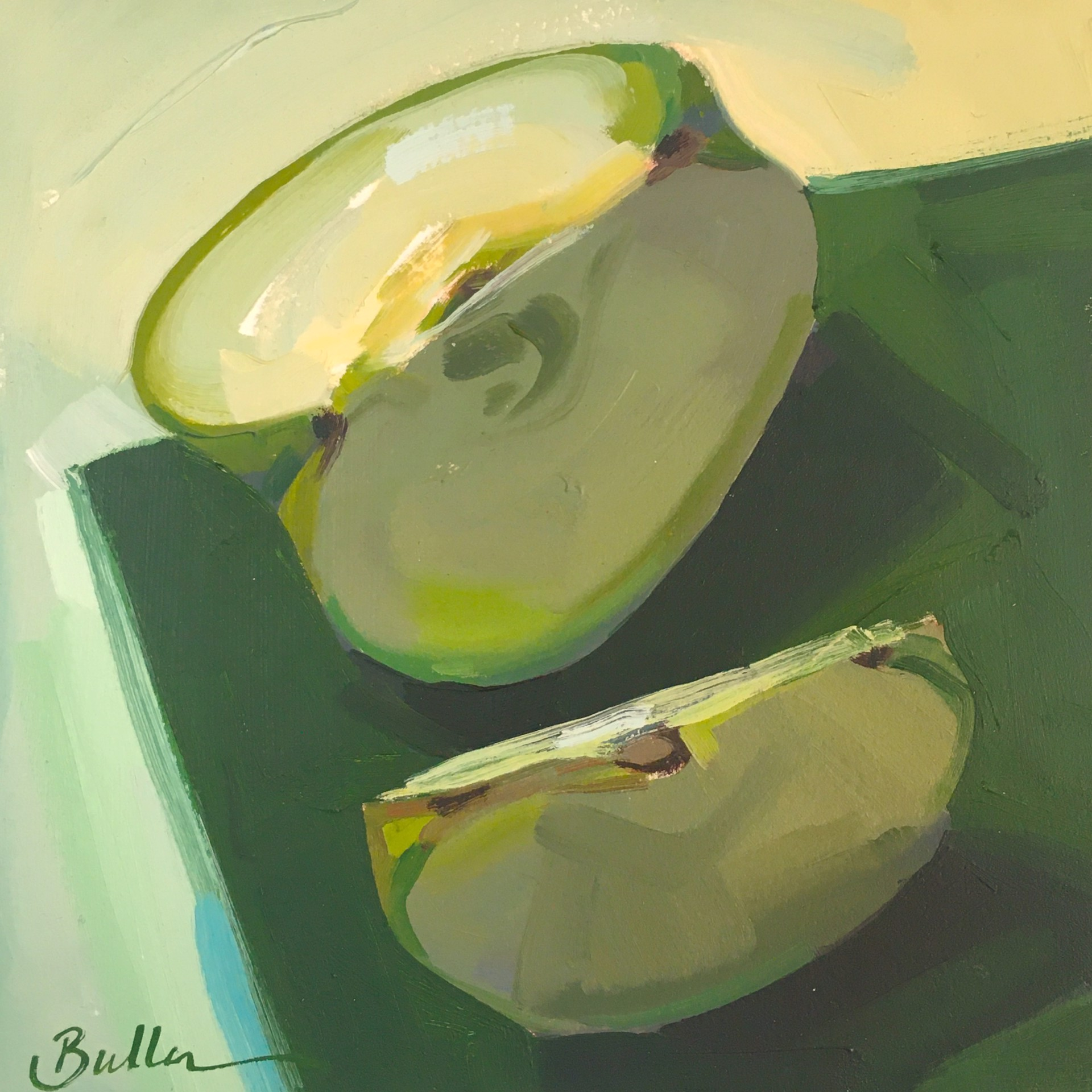 Feeling Green by Samantha Buller