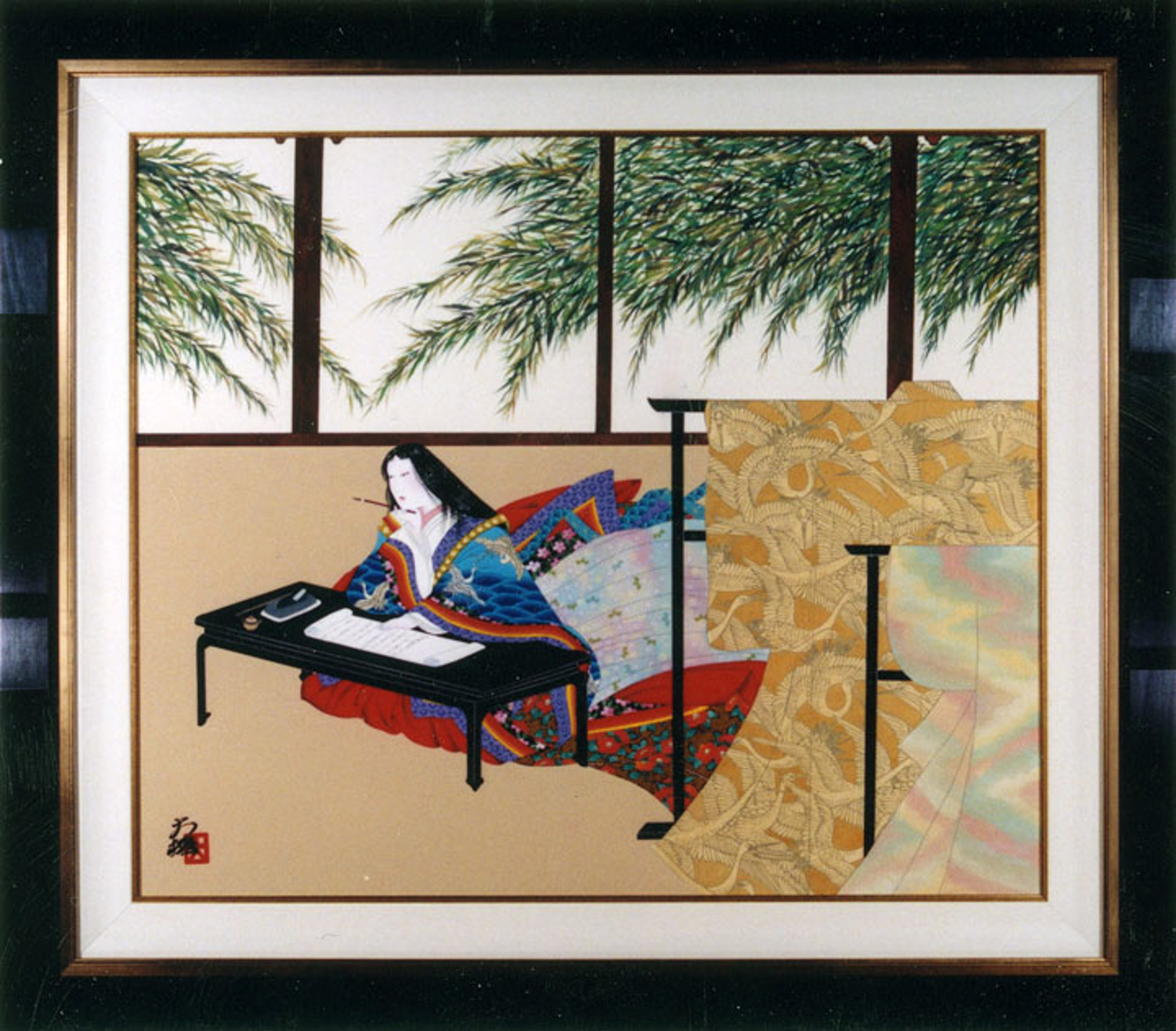 The Pillow Book - Sei Shonagon by Hisashi Otsuka
