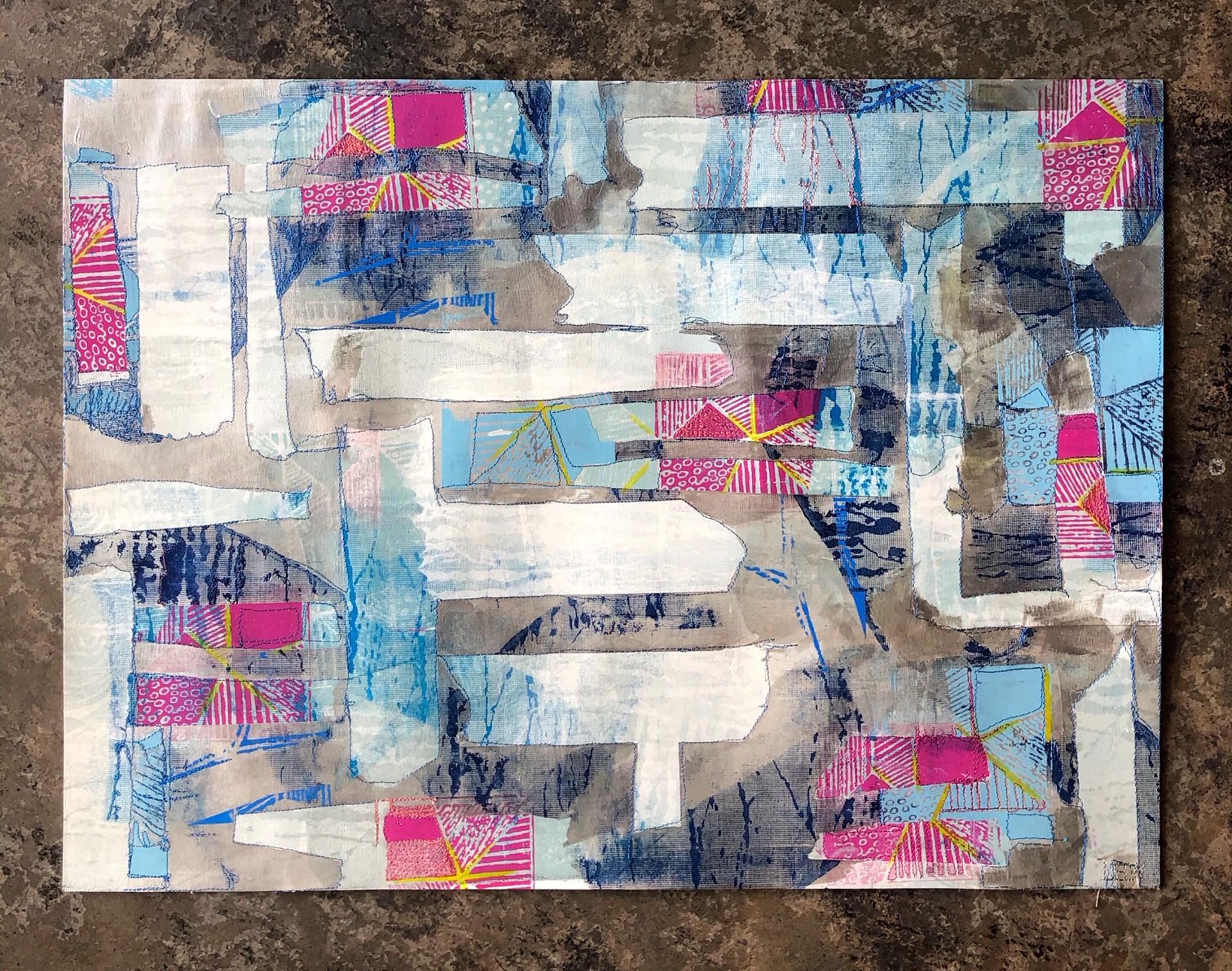 Starting Over III by Leslie Strain Wilson