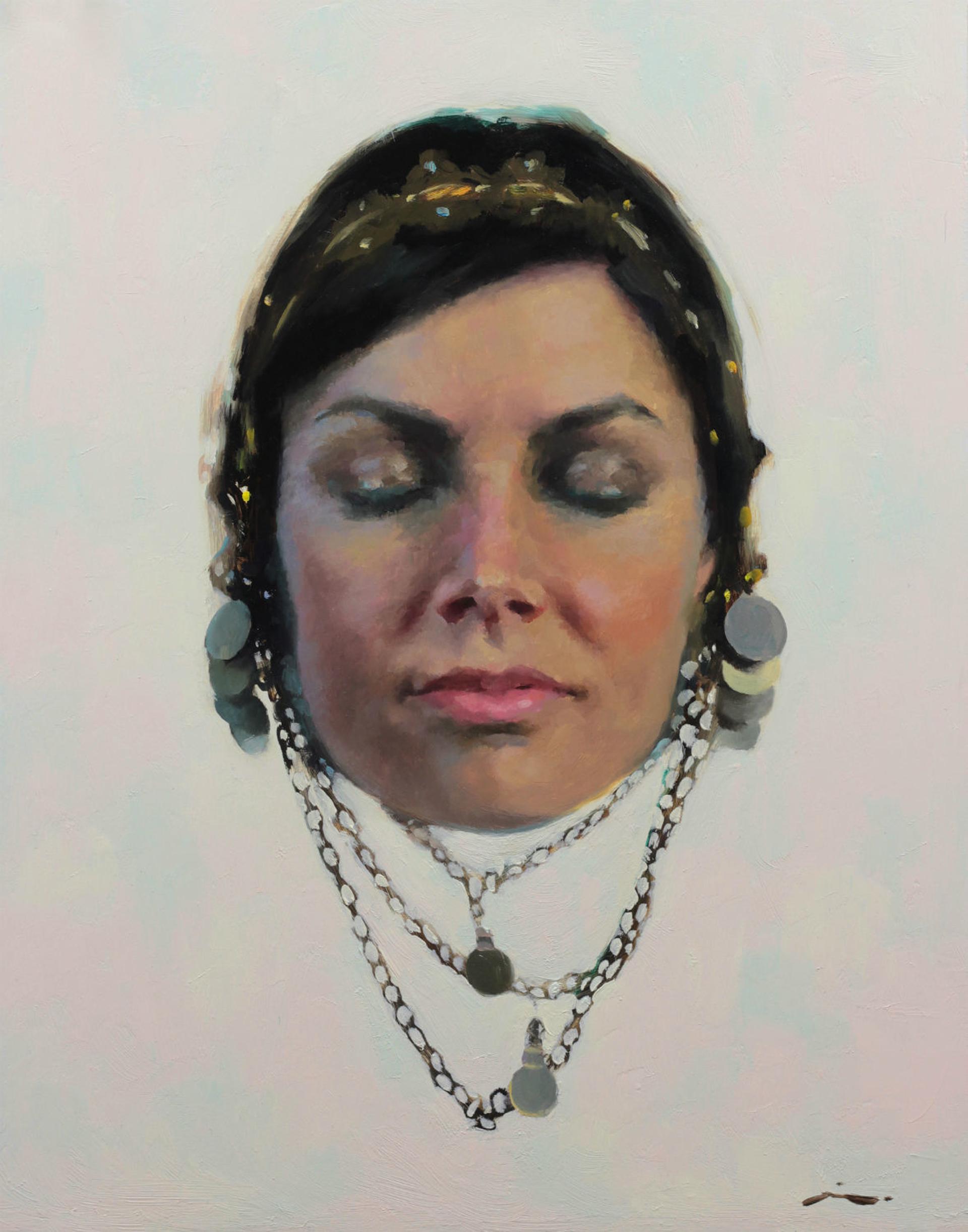 Mask 1 by Mia Bergeron