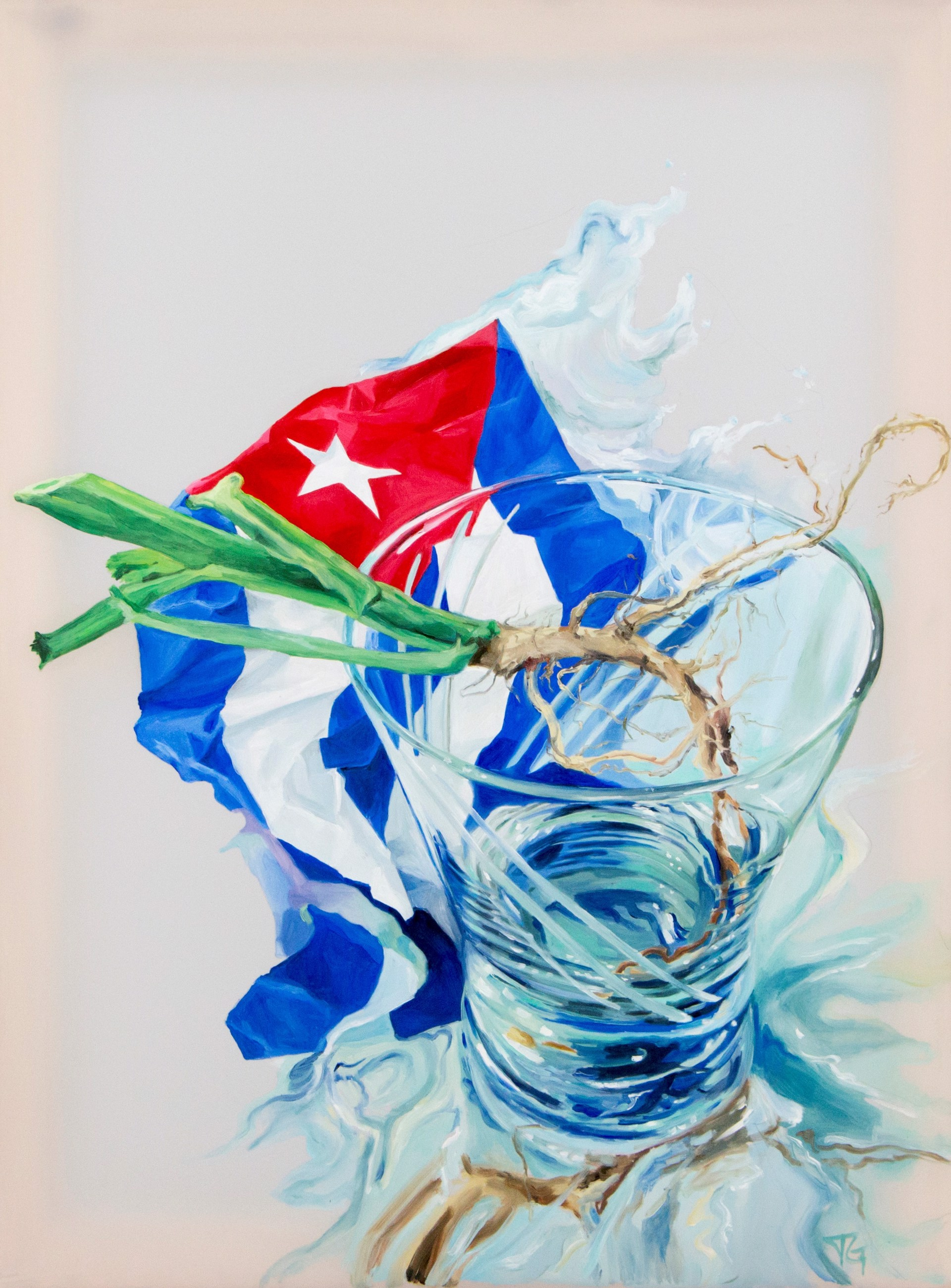 Cuba Libre (Little Lie)  by Tatiana Garmendia