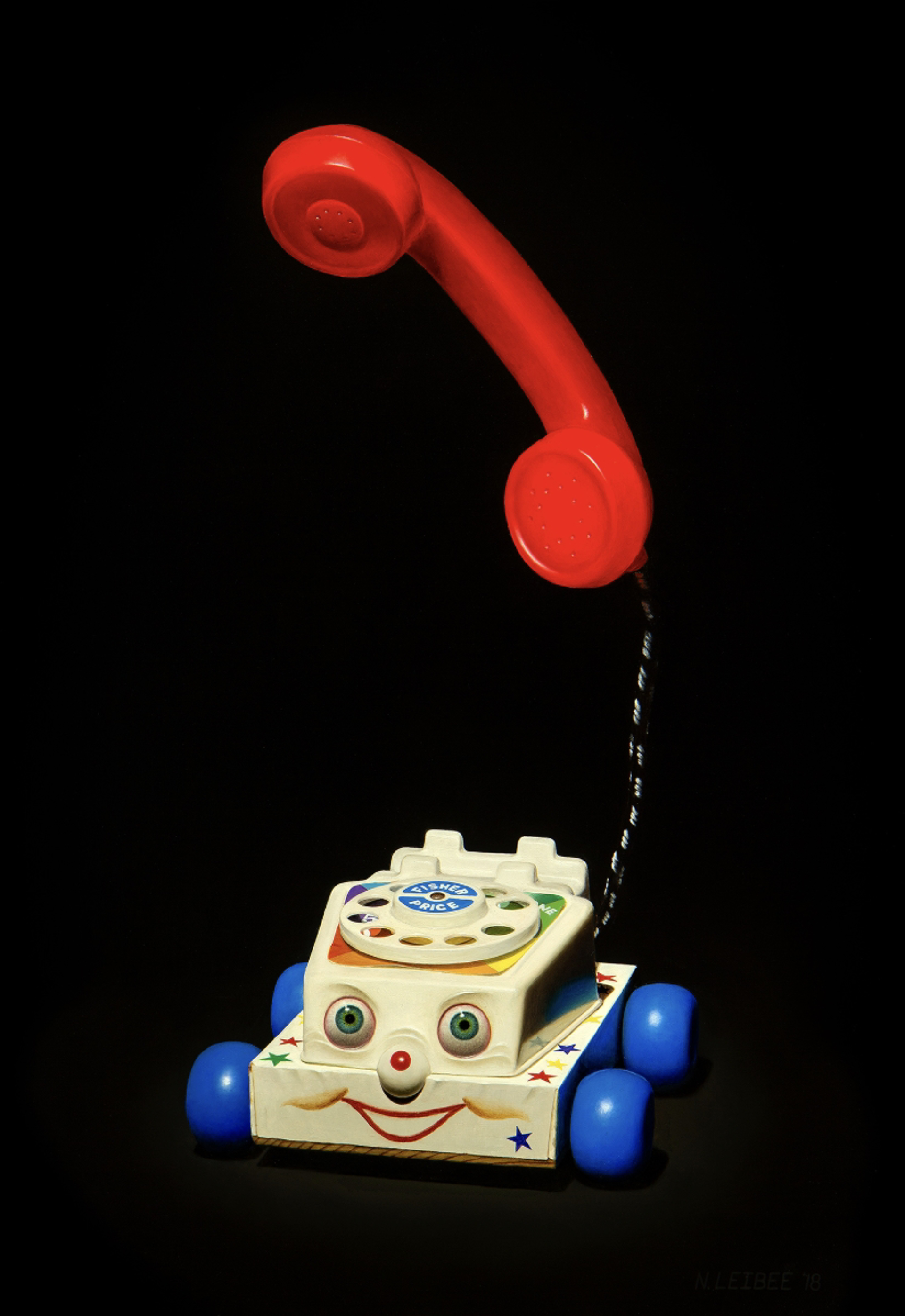 It's for You (Chatterphone) by Nick Leibee