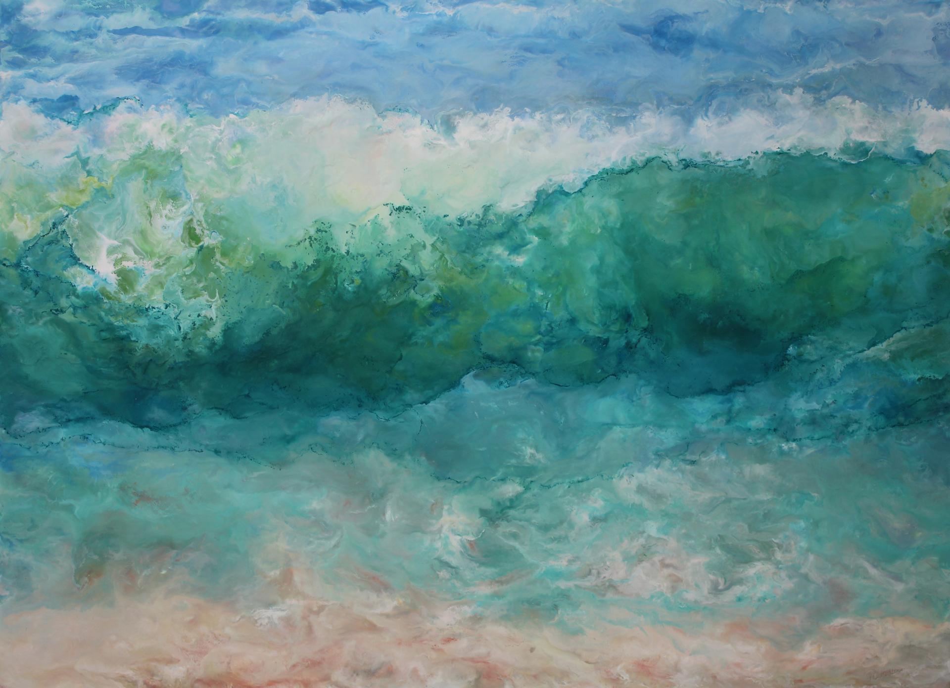 Pause by Ruth Hamill