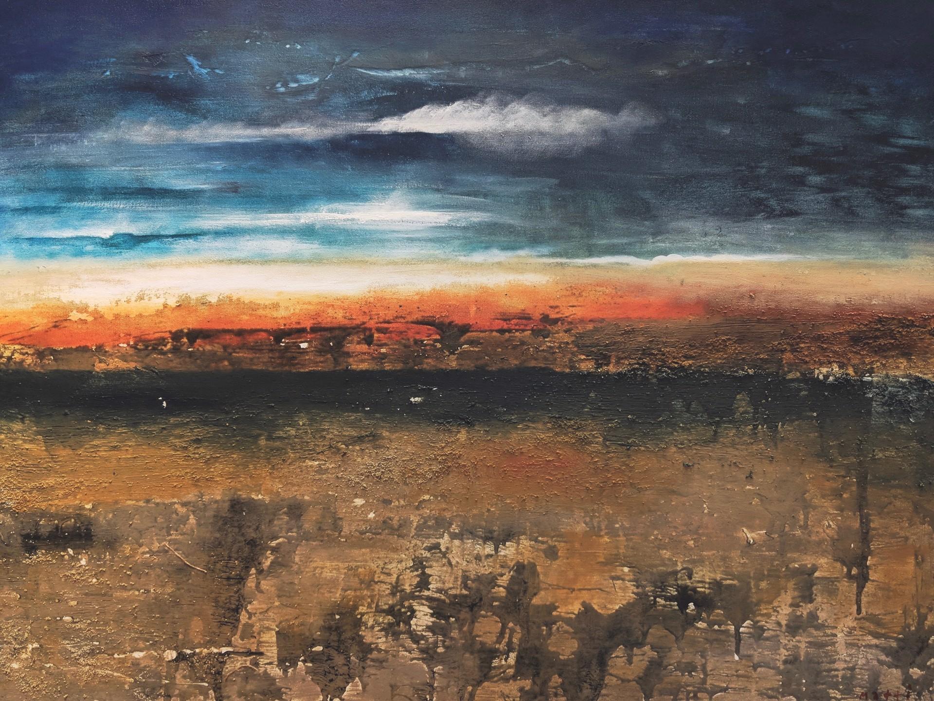 Distant Sands by Matti Freeman