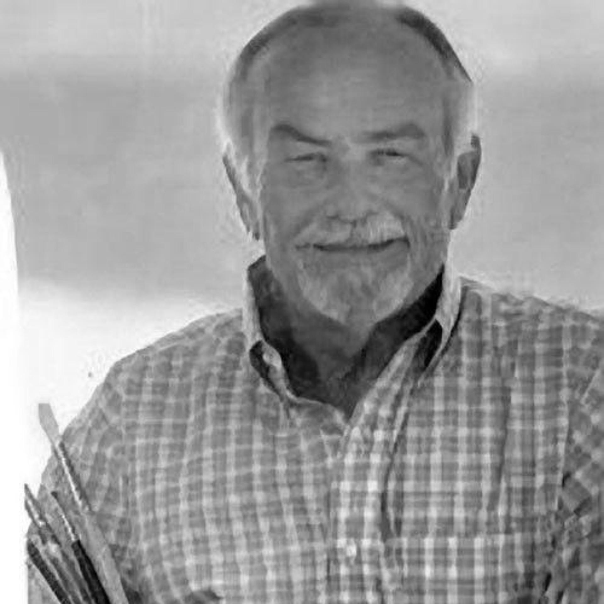 Robert Daughters (1929-2013)
