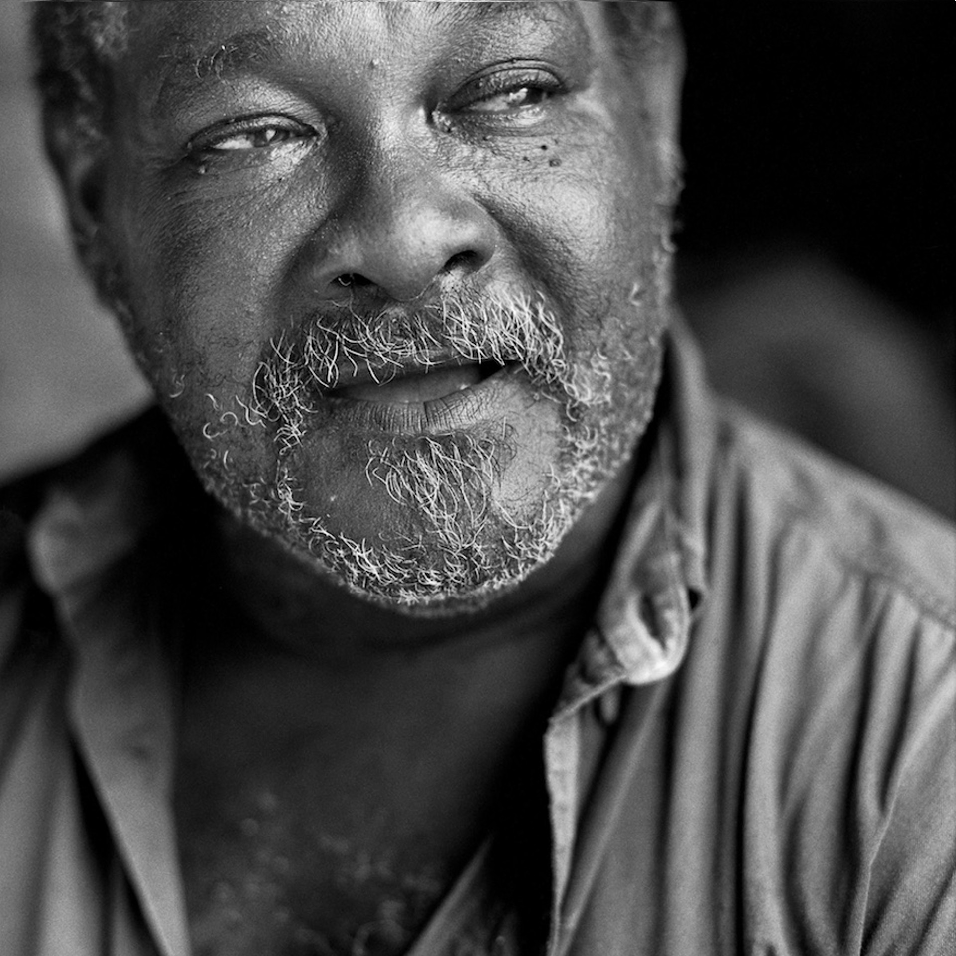 Purvis Young (1943 - 2010)