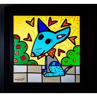 romero britto - bill mack arthur