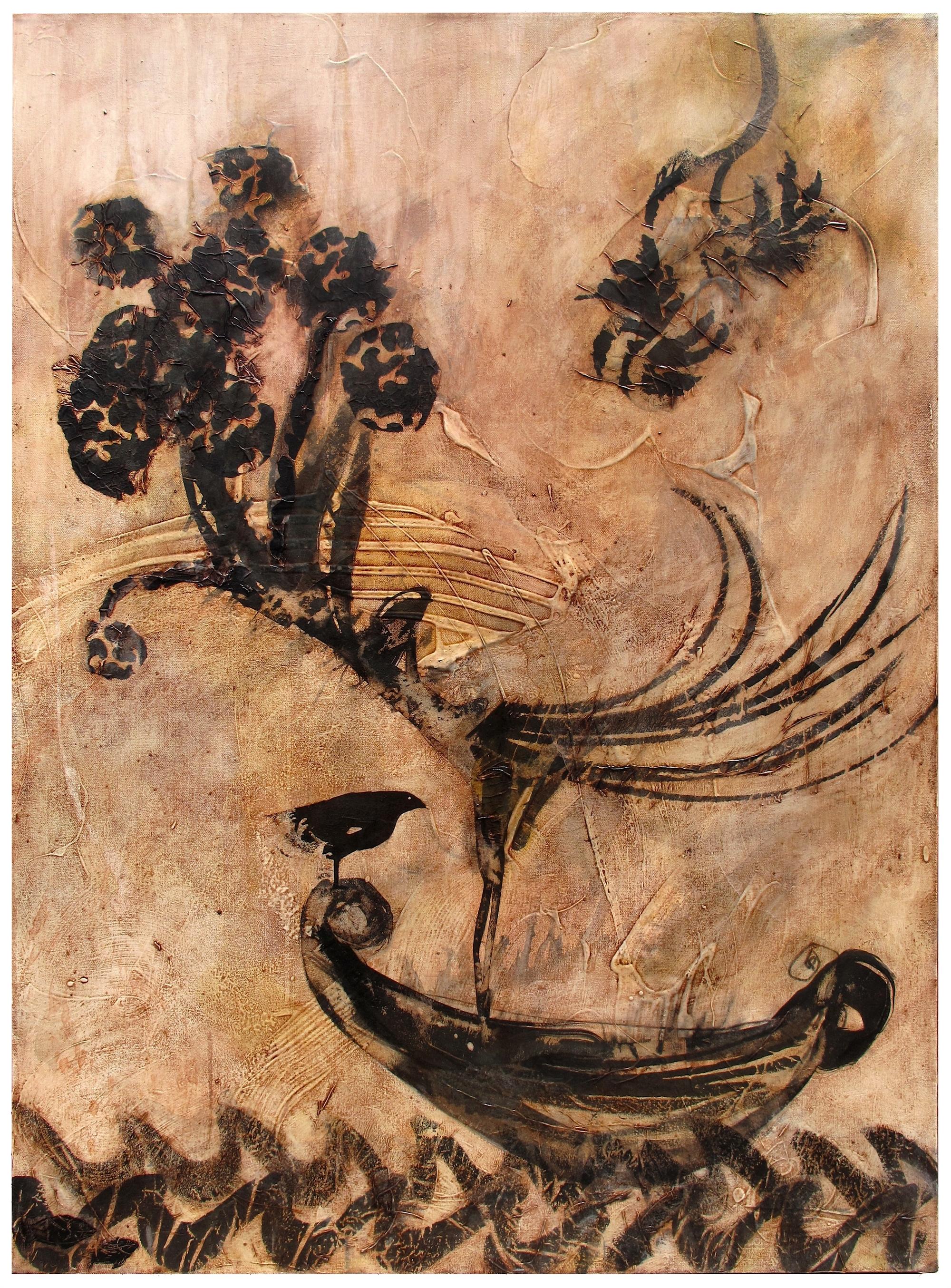 Aladdin's Lamp by Chrissy Dolan-Terrasi