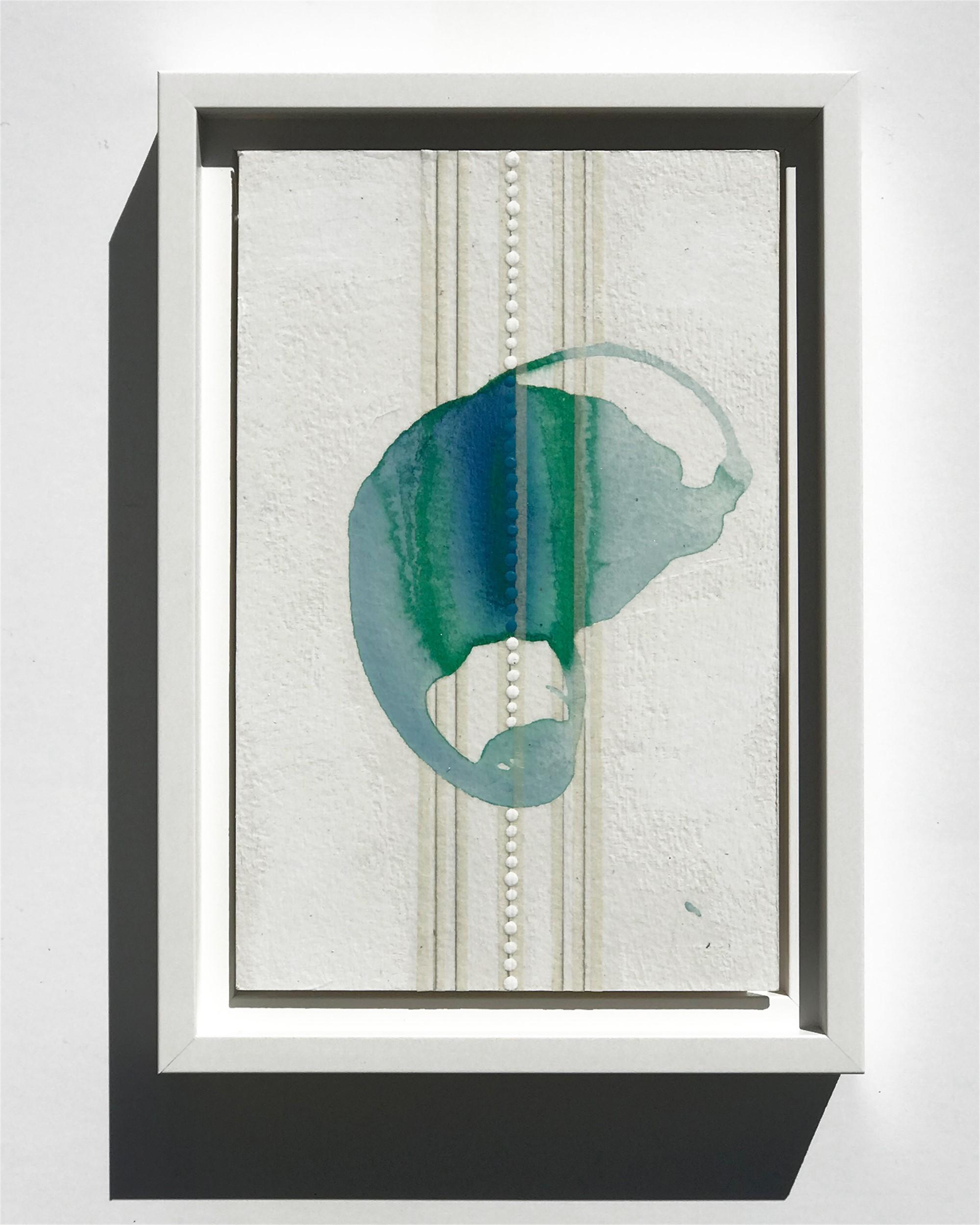 Ocean + Ink 2, Study No.44 by Nina Tichava