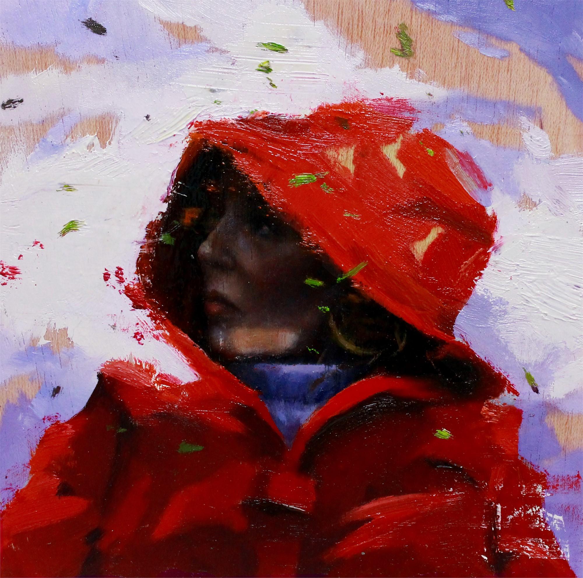 Red Coach II by Susana Ragel