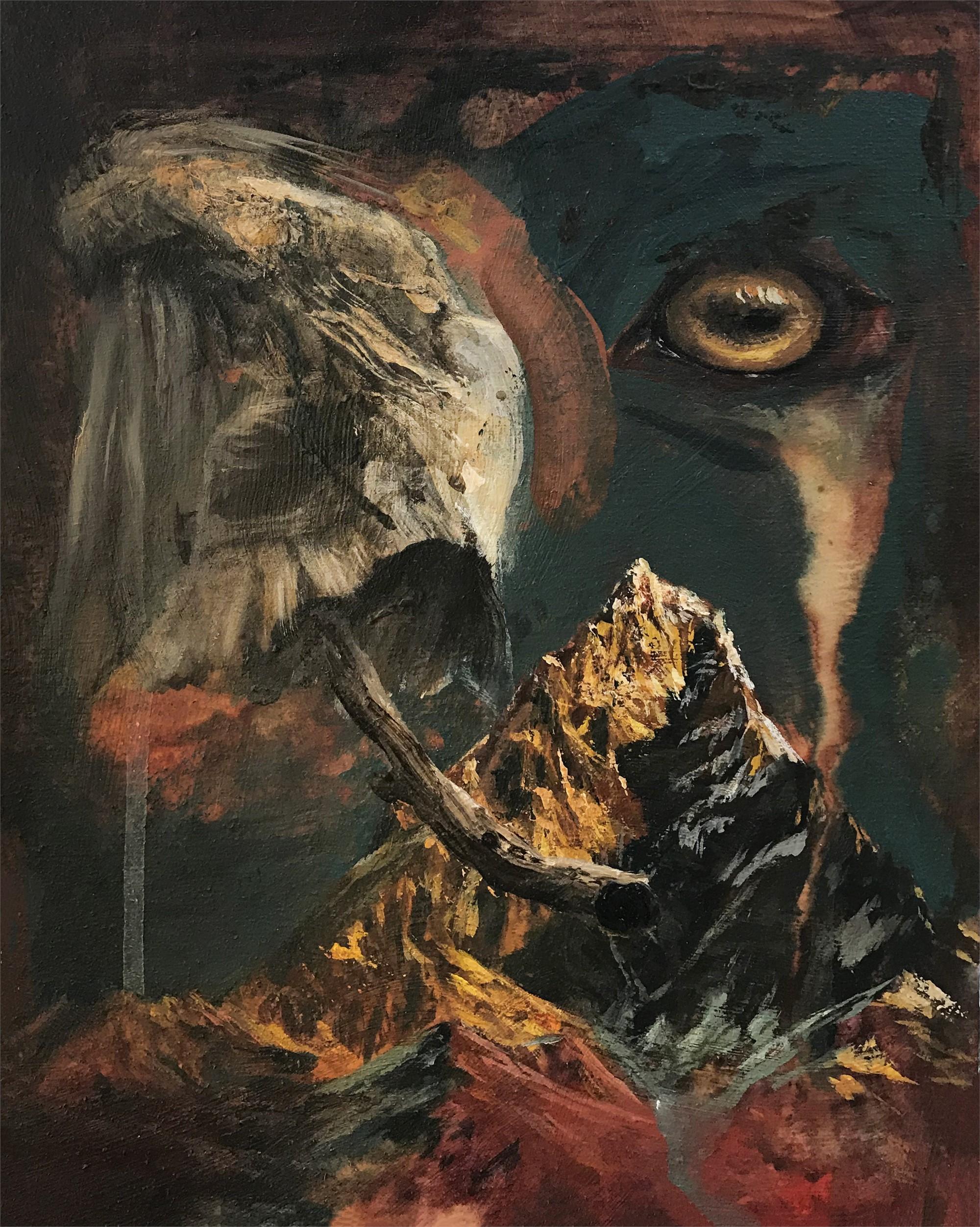 Capra Mons by Adam Burke