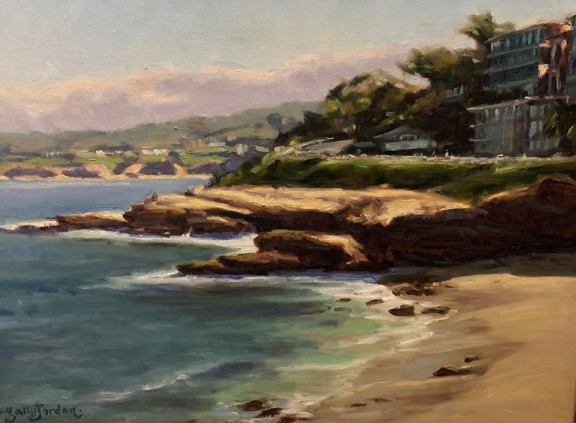 La Jolla Cove Beach by JORDAN