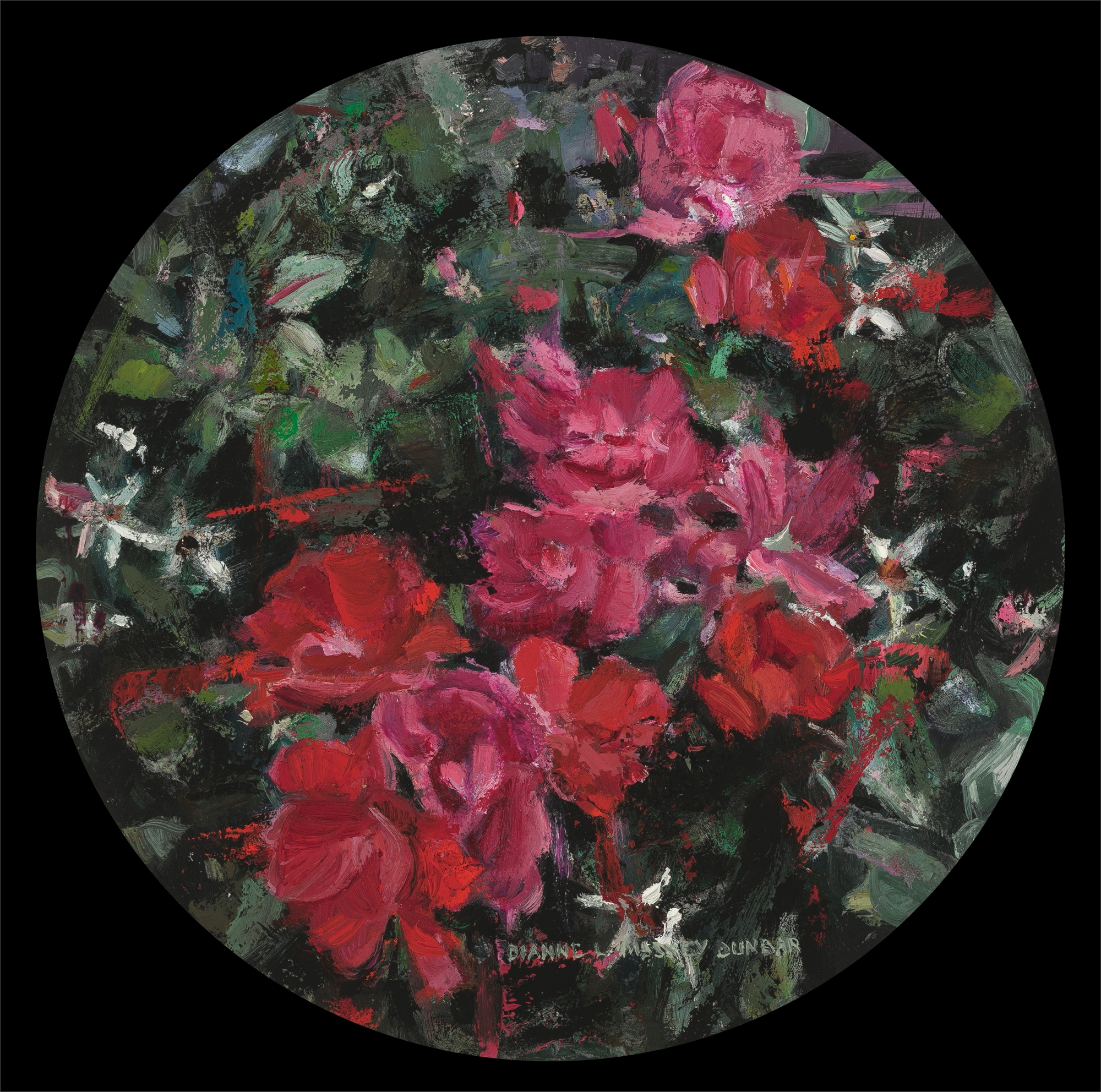 Shrub Roses by Dianne L Massey Dunbar
