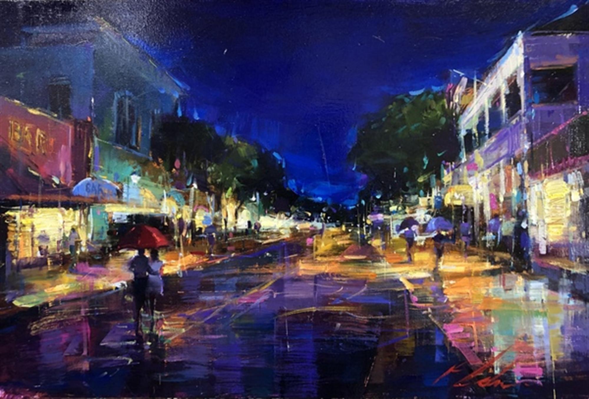 Duval Street by Michael Flohr