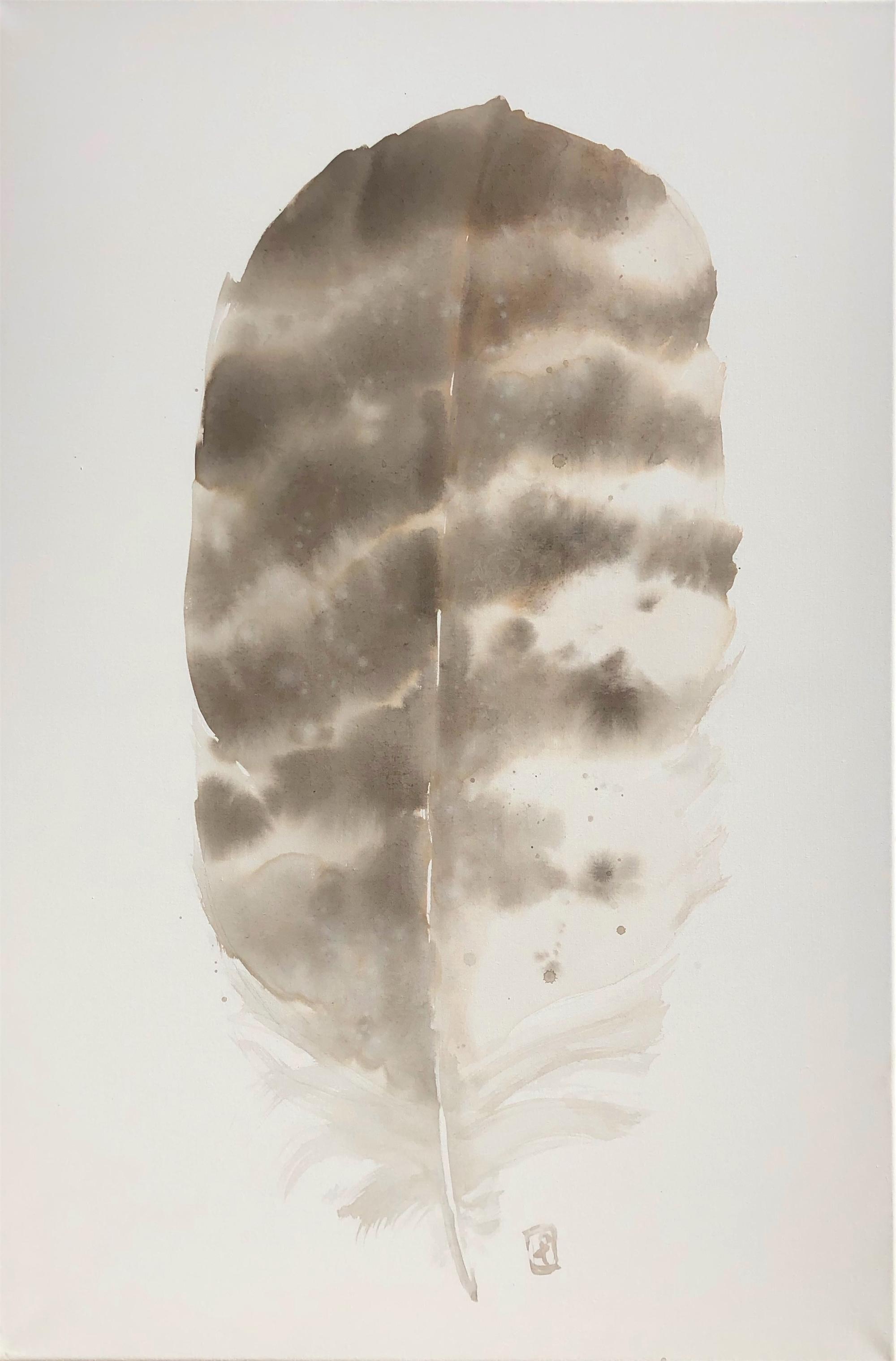 Smoky Pinion I by Laura Roebuck