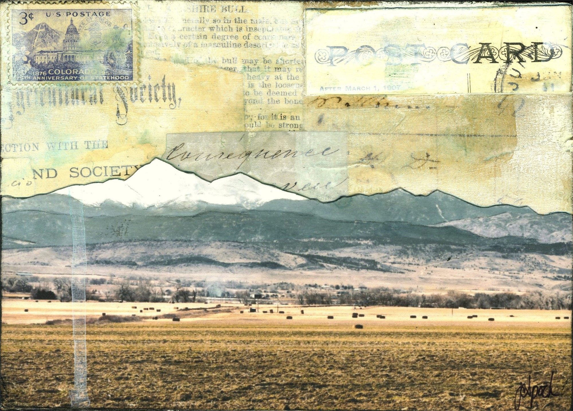 On the Front Range by JC Spock