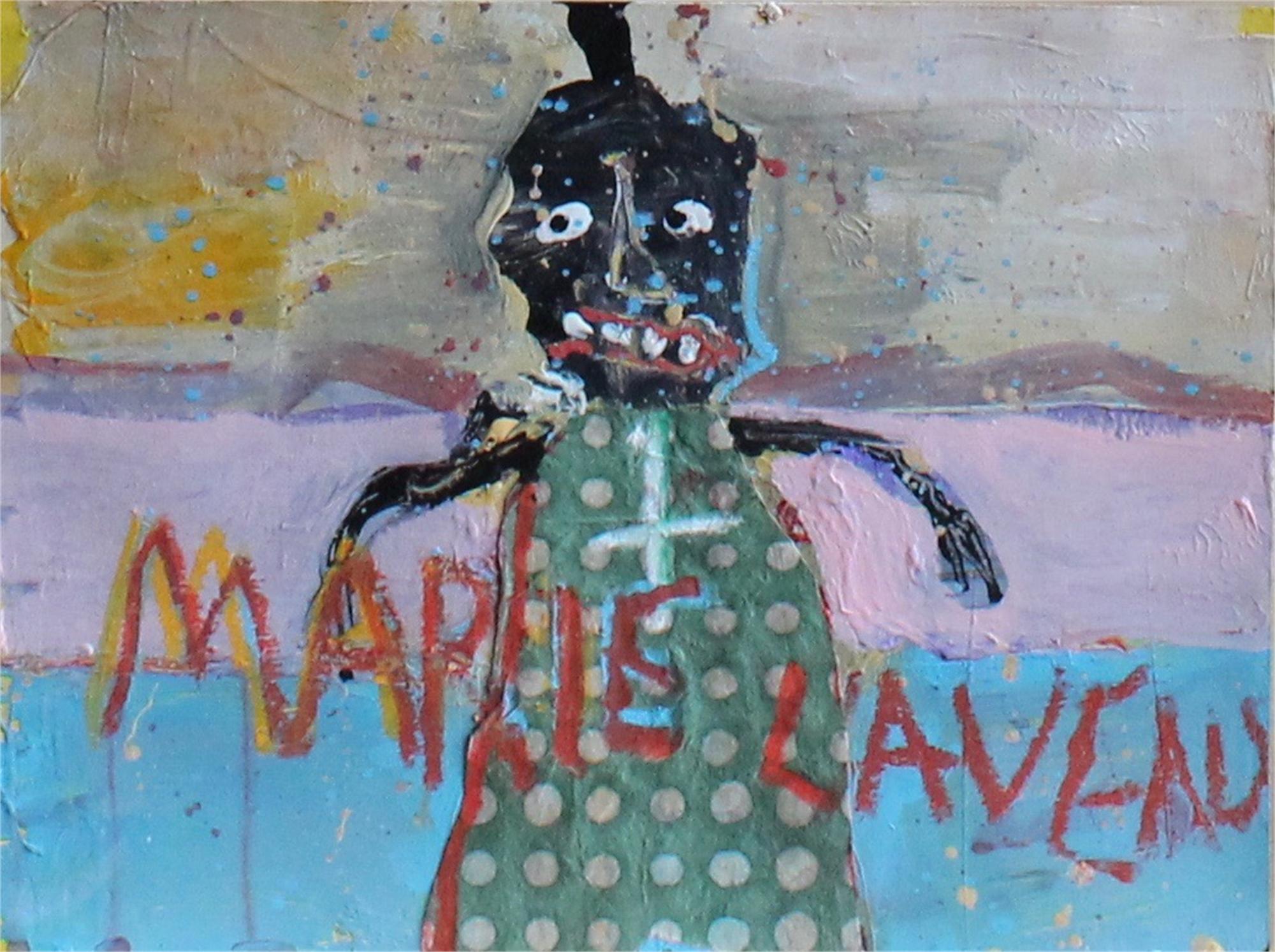 Marie Laveau by Michael Snodgrass
