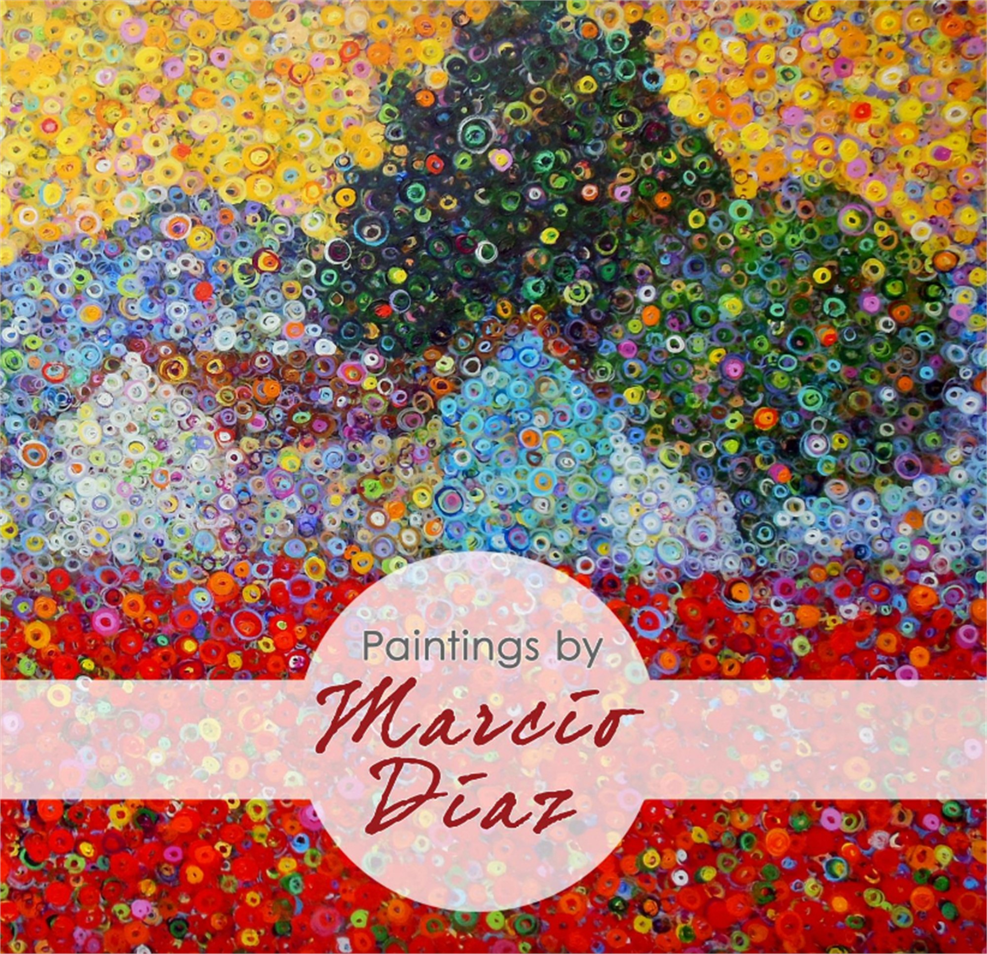 Marcio Diaz: New Works   exhibition catalog by Marcio Diaz