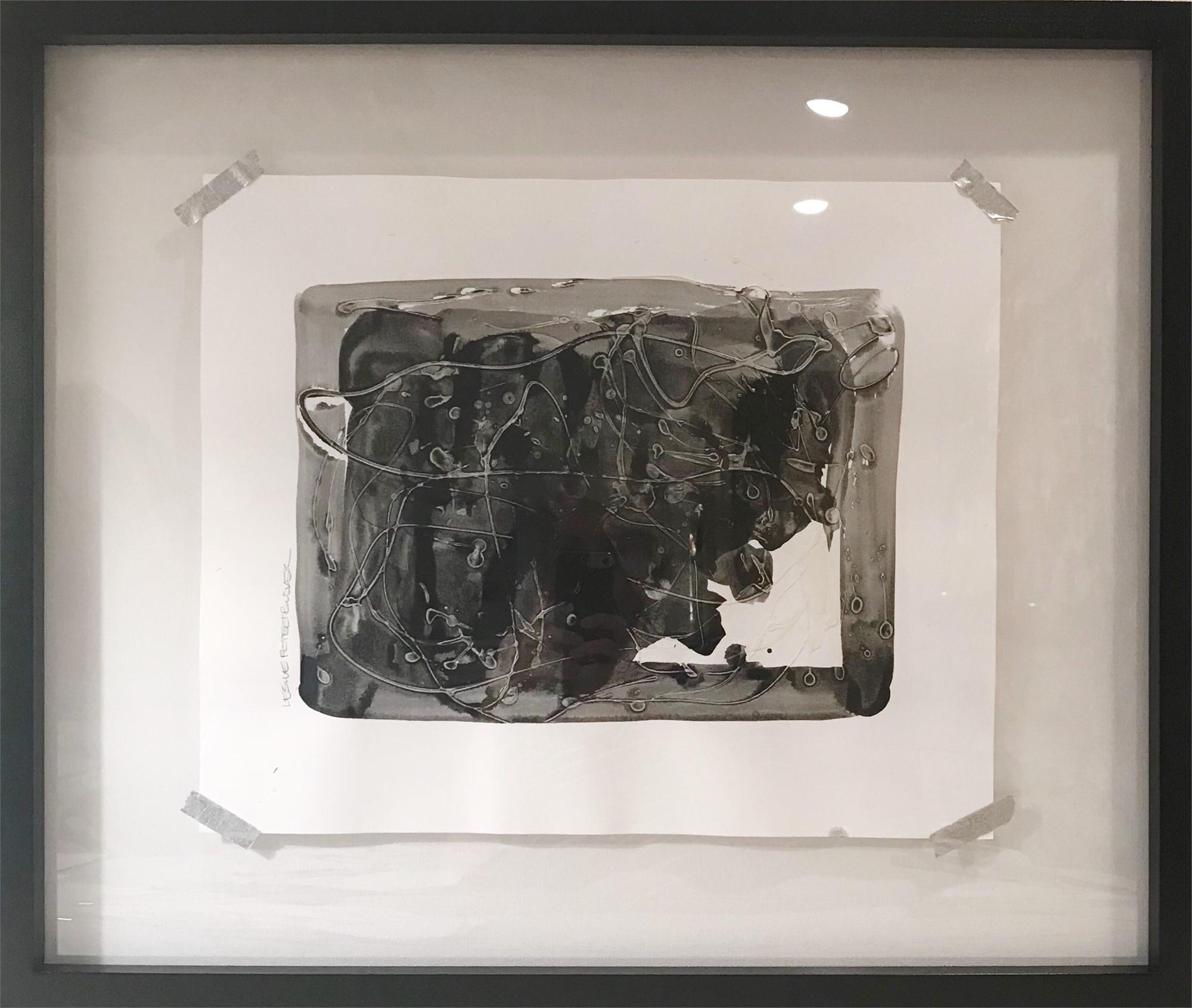 La Bibiotheque II by Leslie Poteet Busker