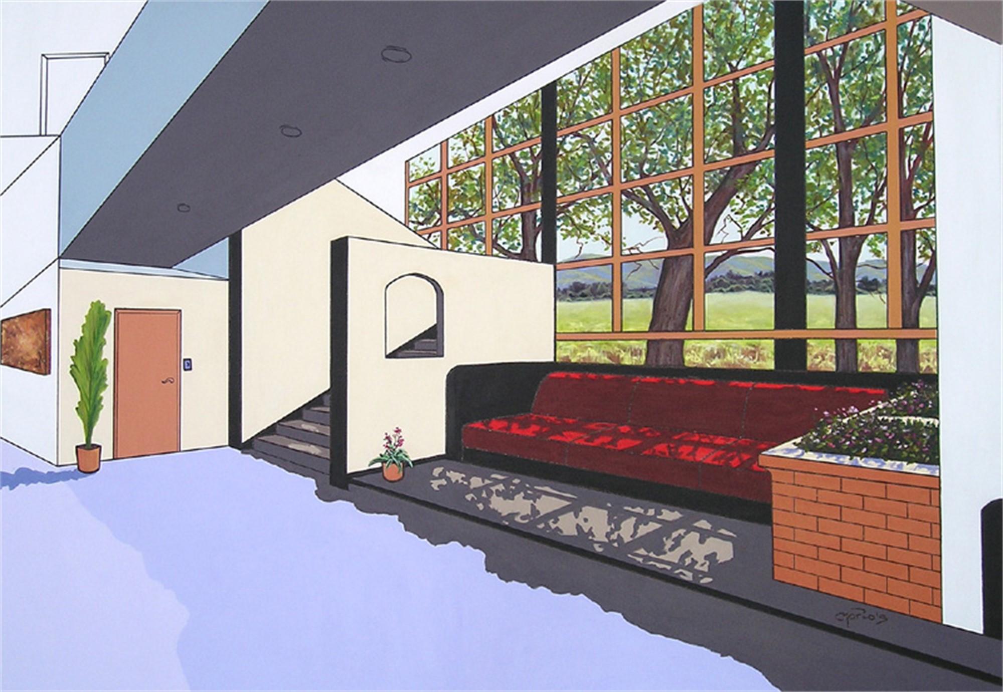 MG041 Vista Interior Izquierda by Mario Garcia Miro