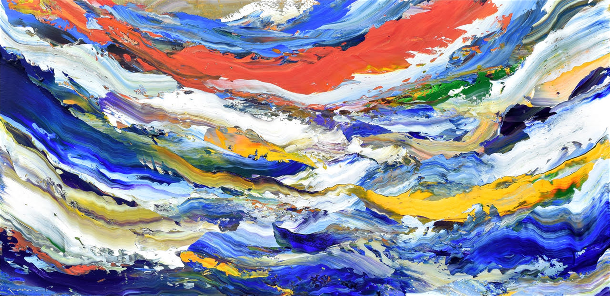 Red Sky by James C. Leonard