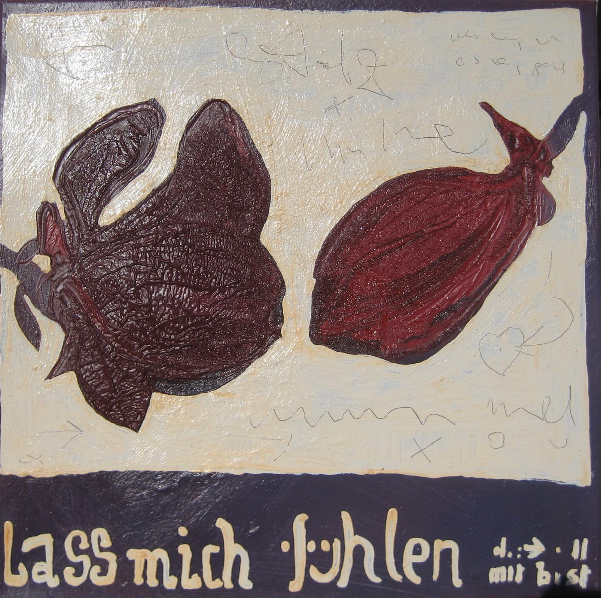Lass Mich Fuehlen by Hans Joerg Fuerpass