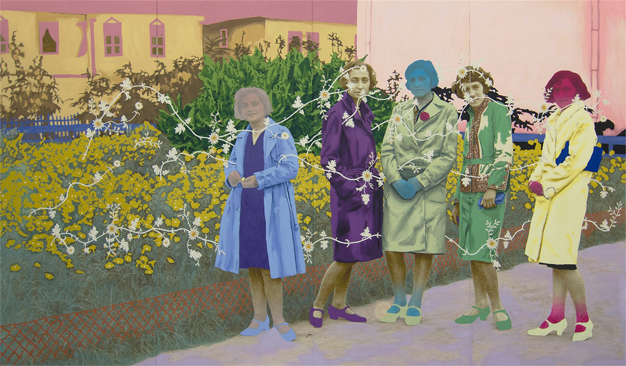 Untitled (Leonar 5746) by Daisy Patton