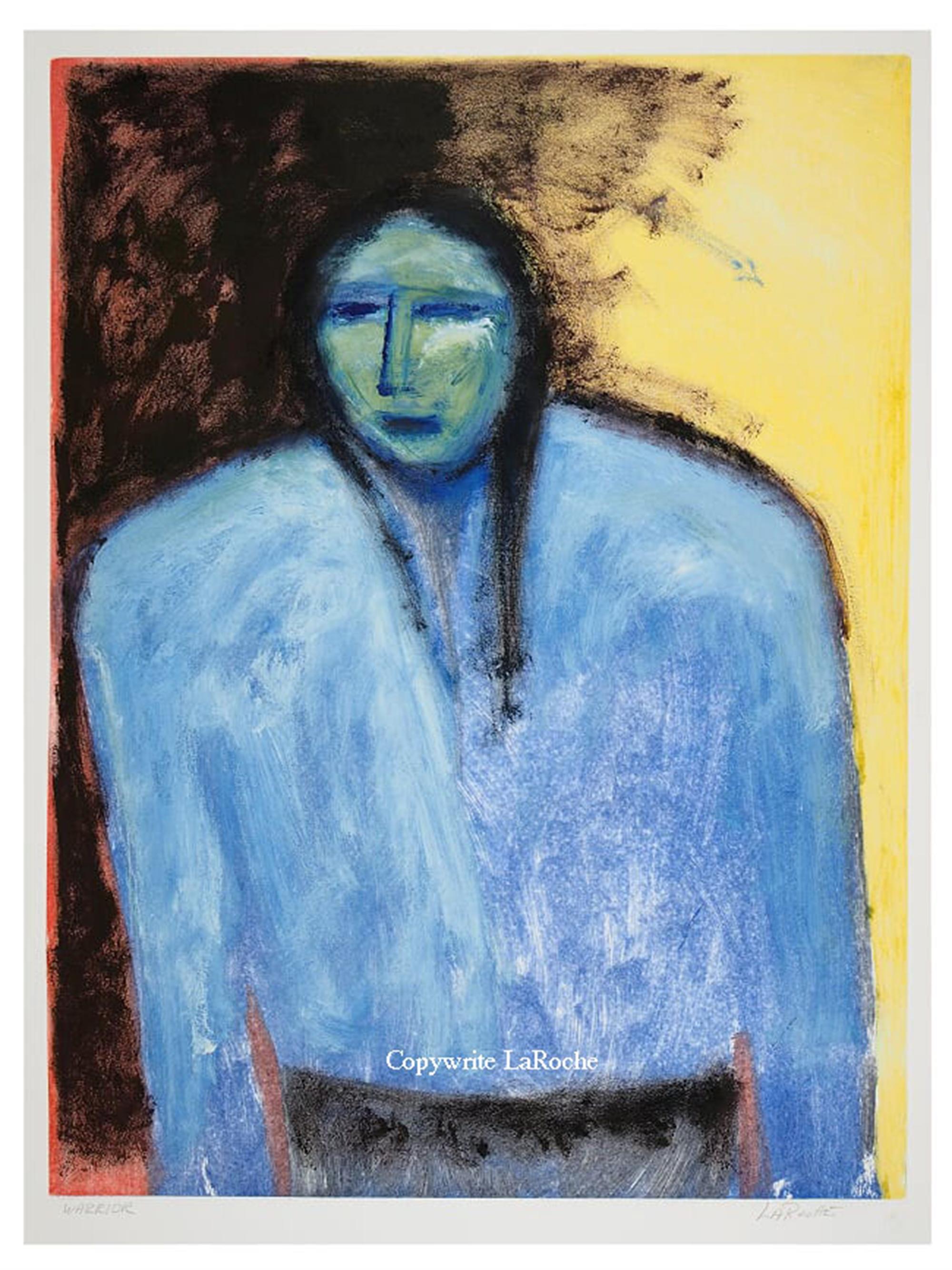 WARRIOR by Carole LaRoche