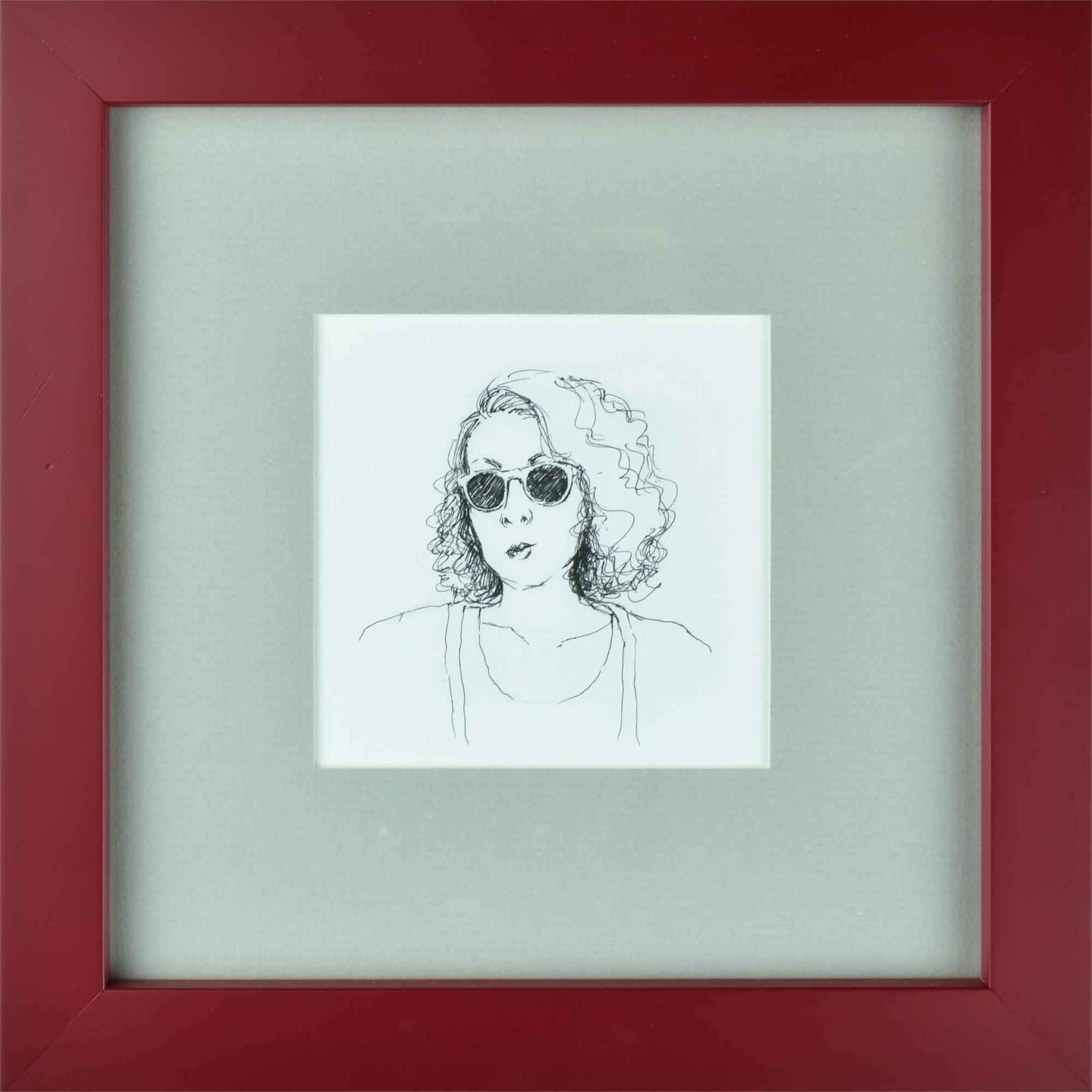 Sunglasses 1 by Jill Hakala