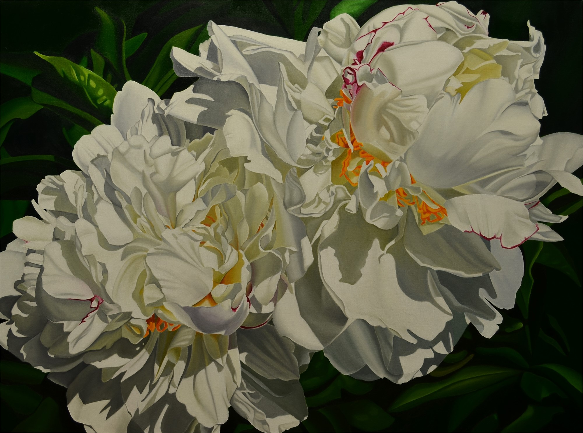 Wyoming Peonies by Suzy Smith