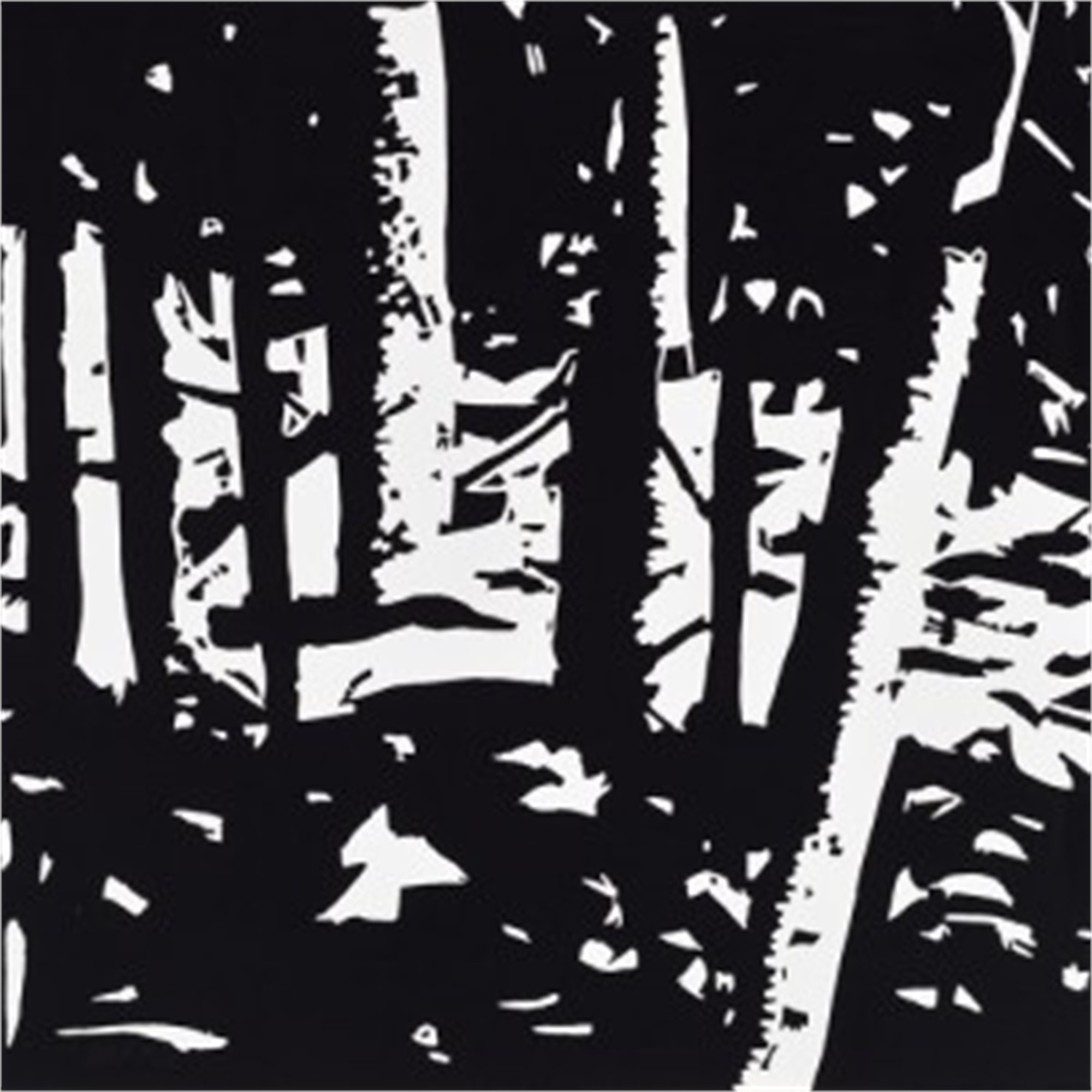 Maine Woods 2 by Alex Katz