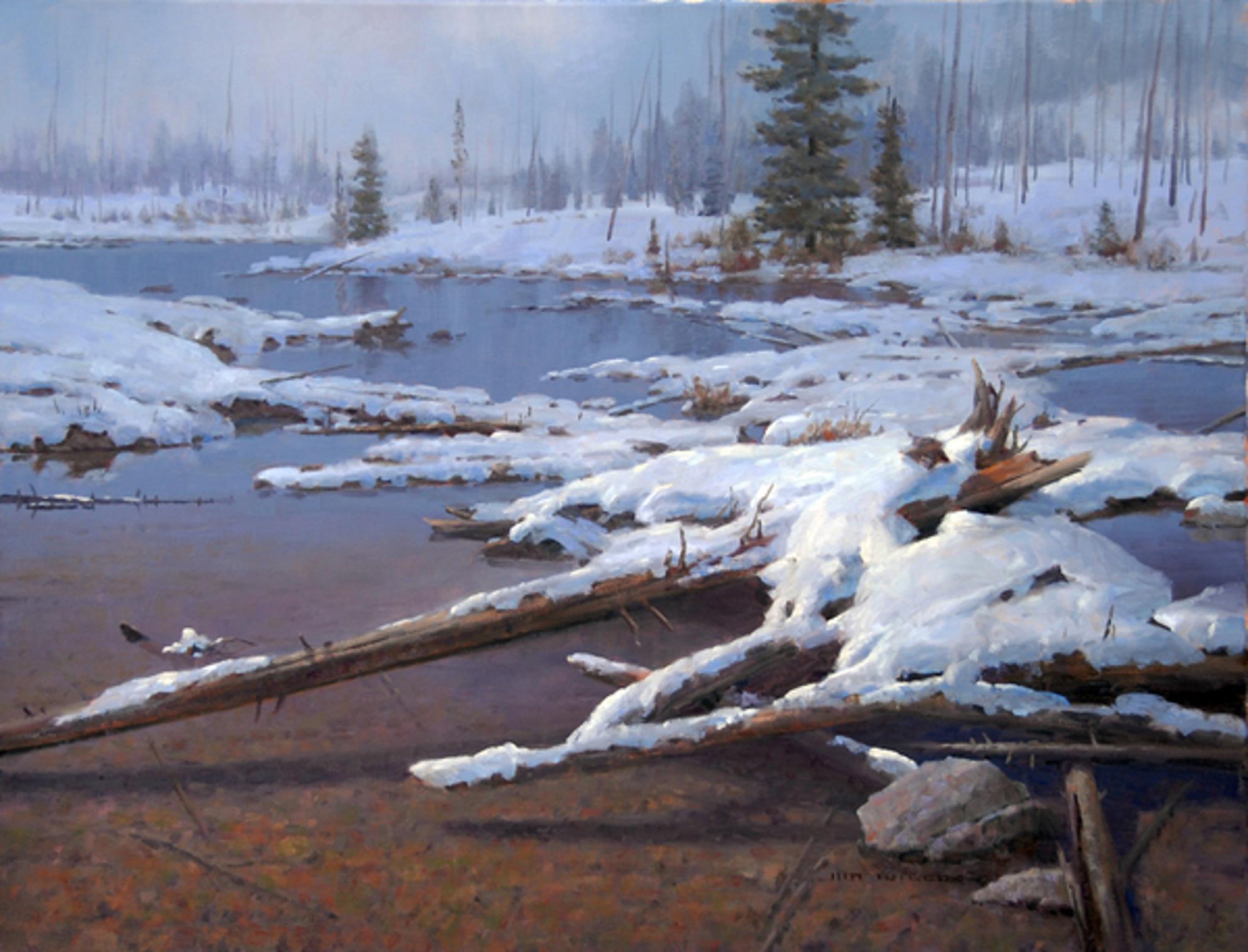 Silent Season by Jim Wilcox