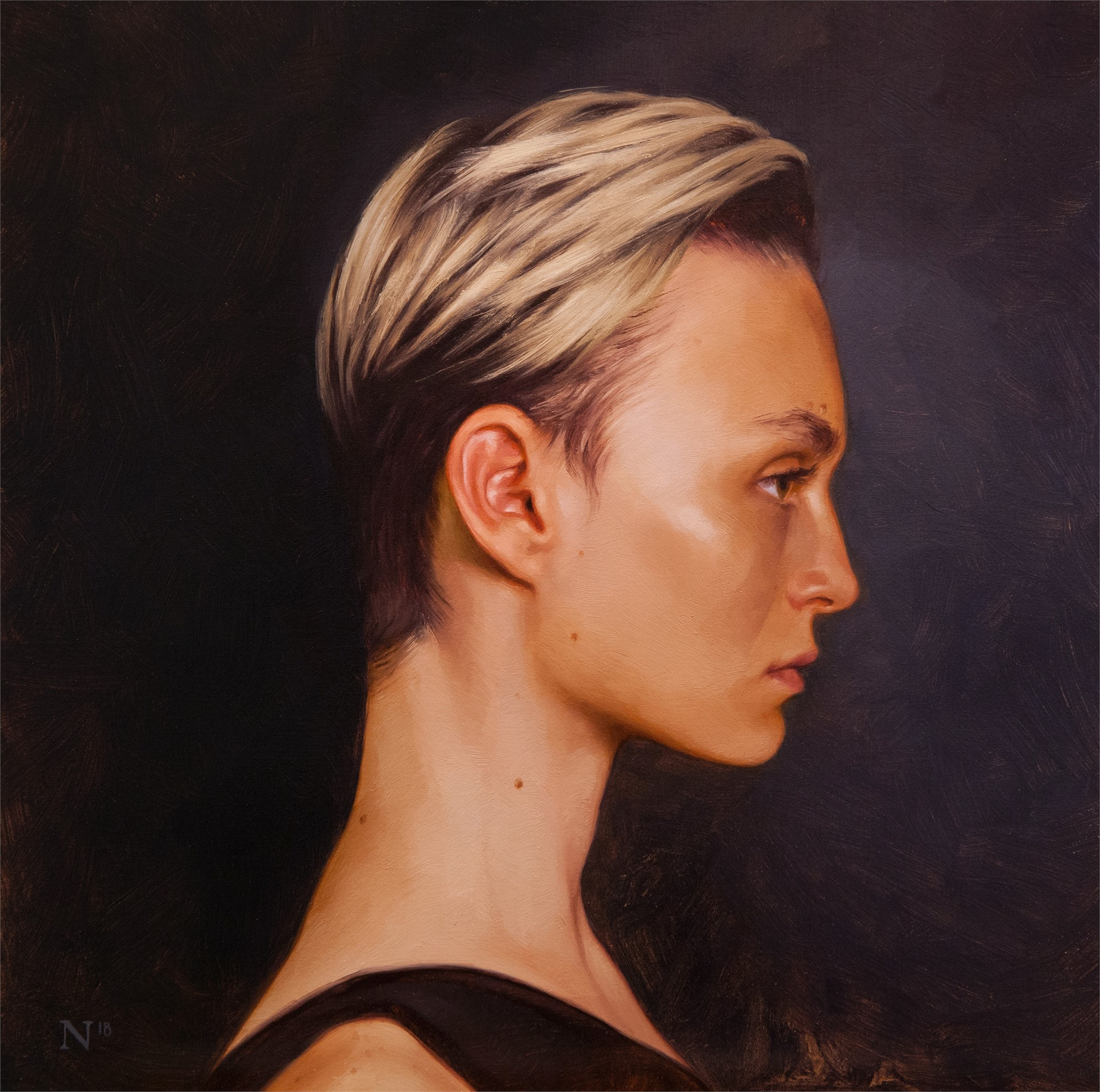 Profile of Alex by Aaron Nagel