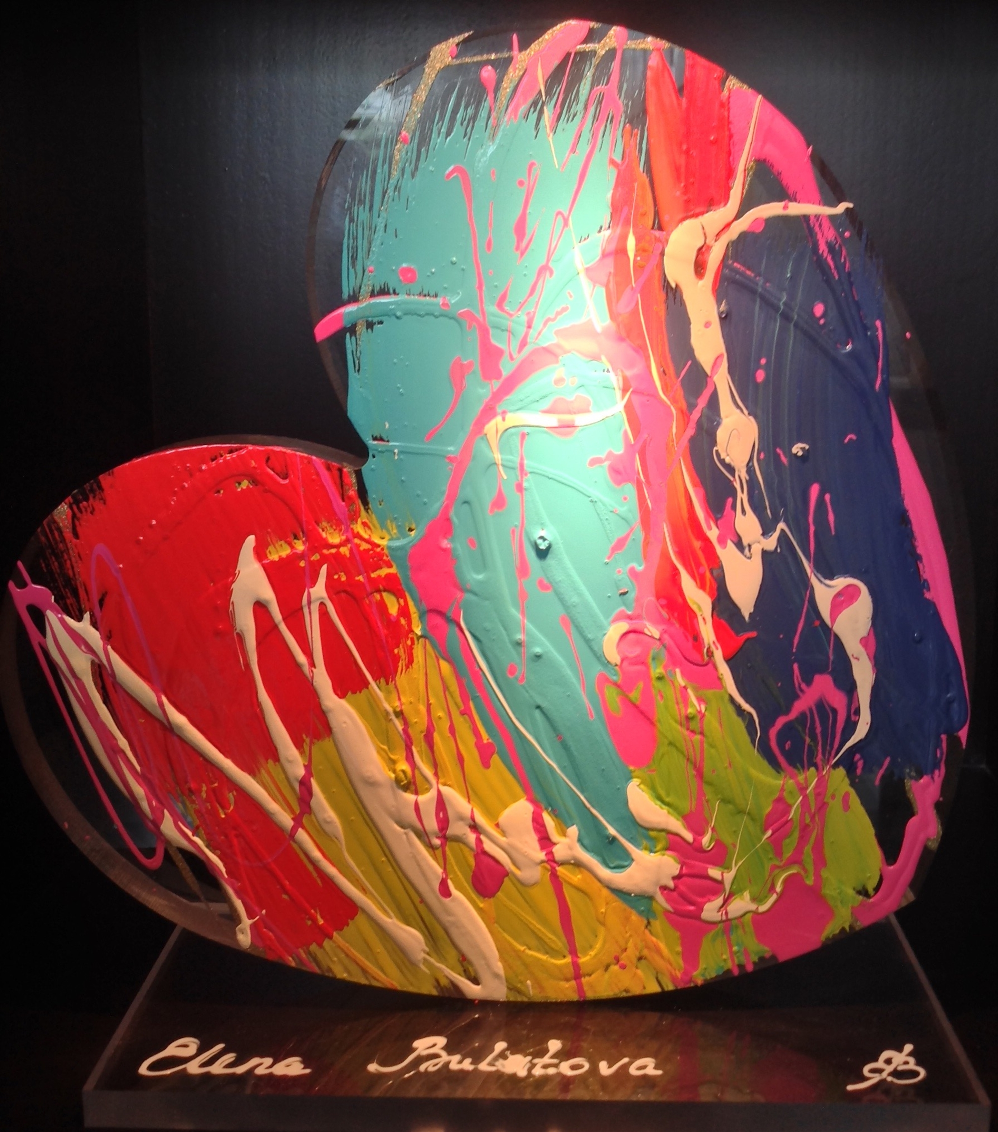 Balancing Heart by Elena Bulatova