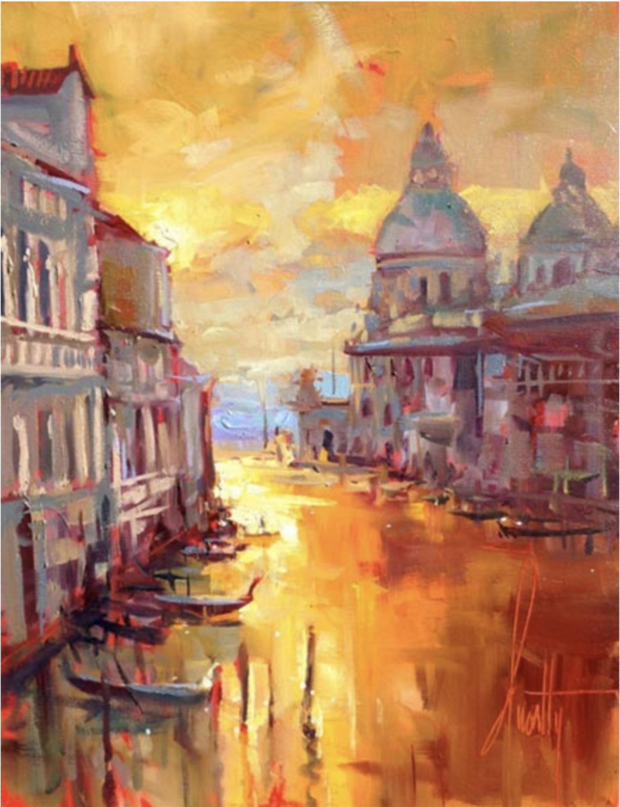 Venice Nights by Steven Quartly