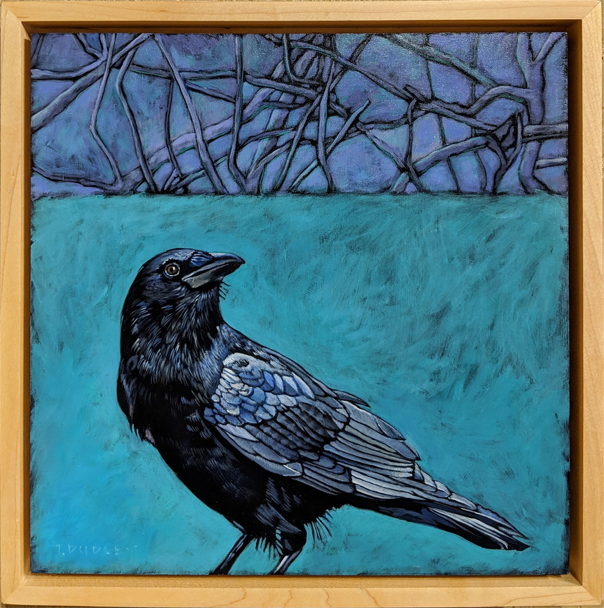 Raven Blue by Tracy Dudley