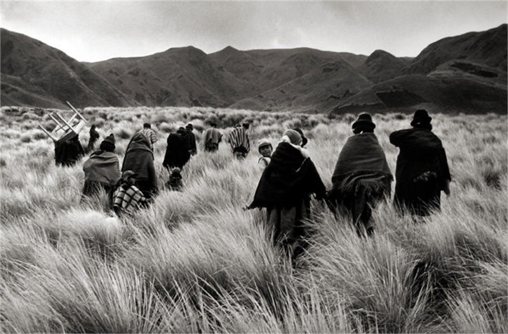 Altitlo, Chimborazo, Ecuador by Sebastiao Salgado