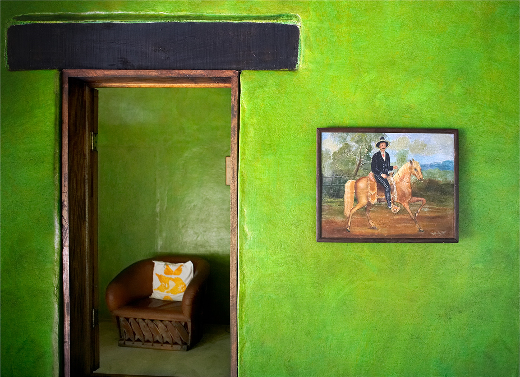 Mexican Green by David Hillegas