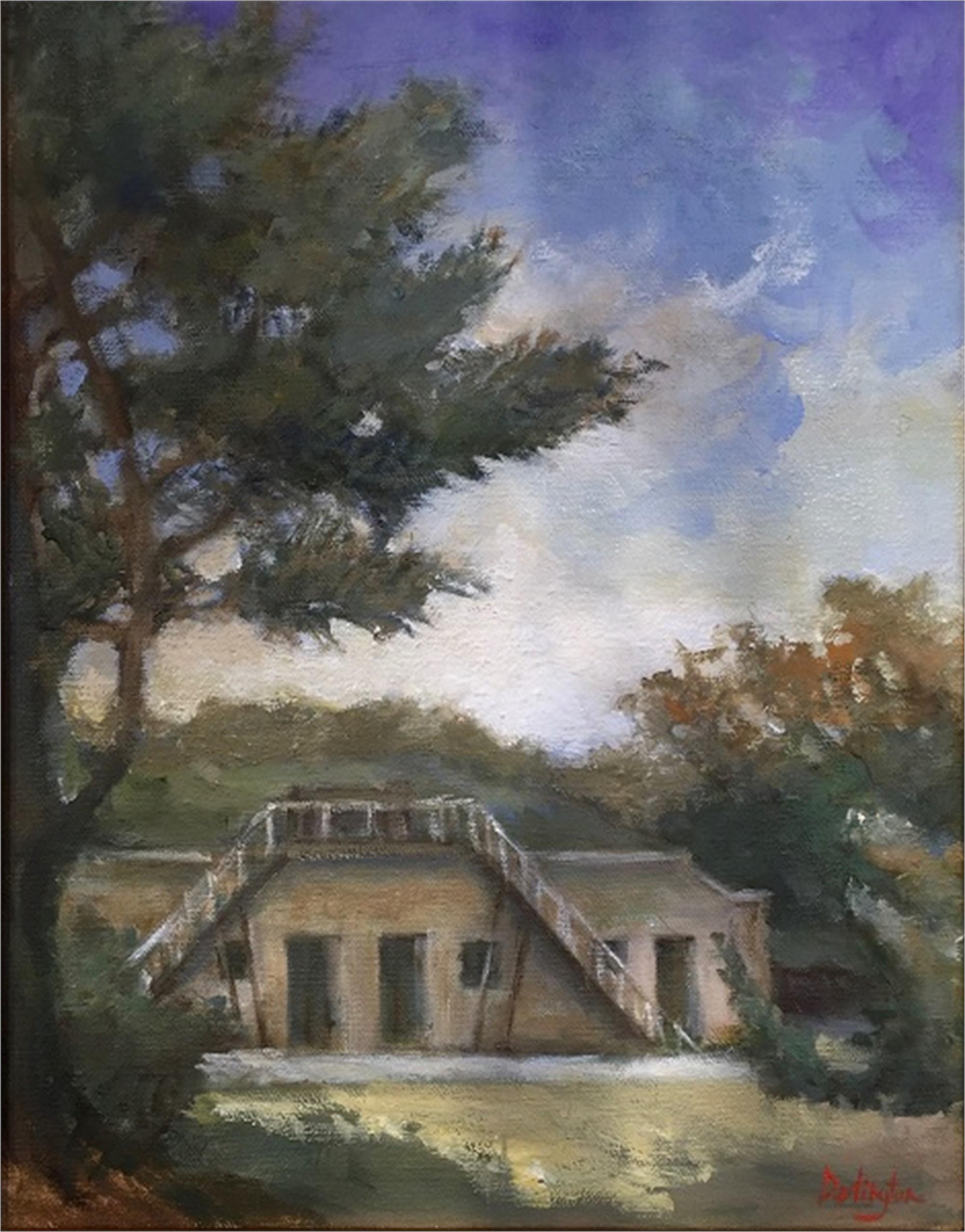 Artsy Bunker by Jim Darlington