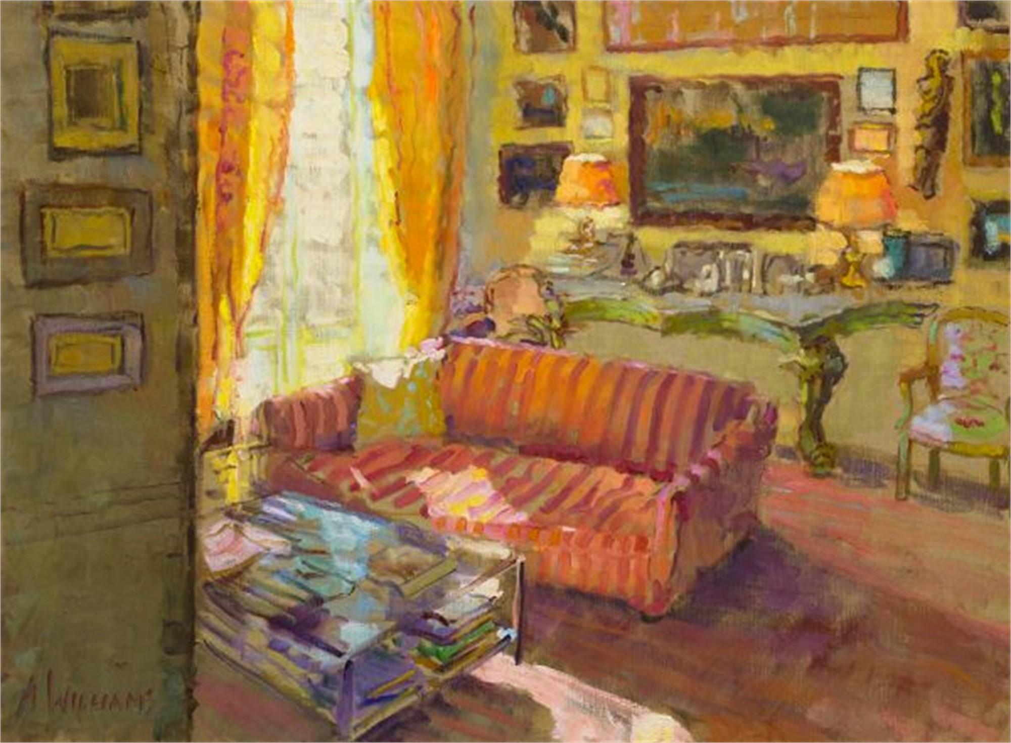 Le Salon Apres-Midi by Alice Williams