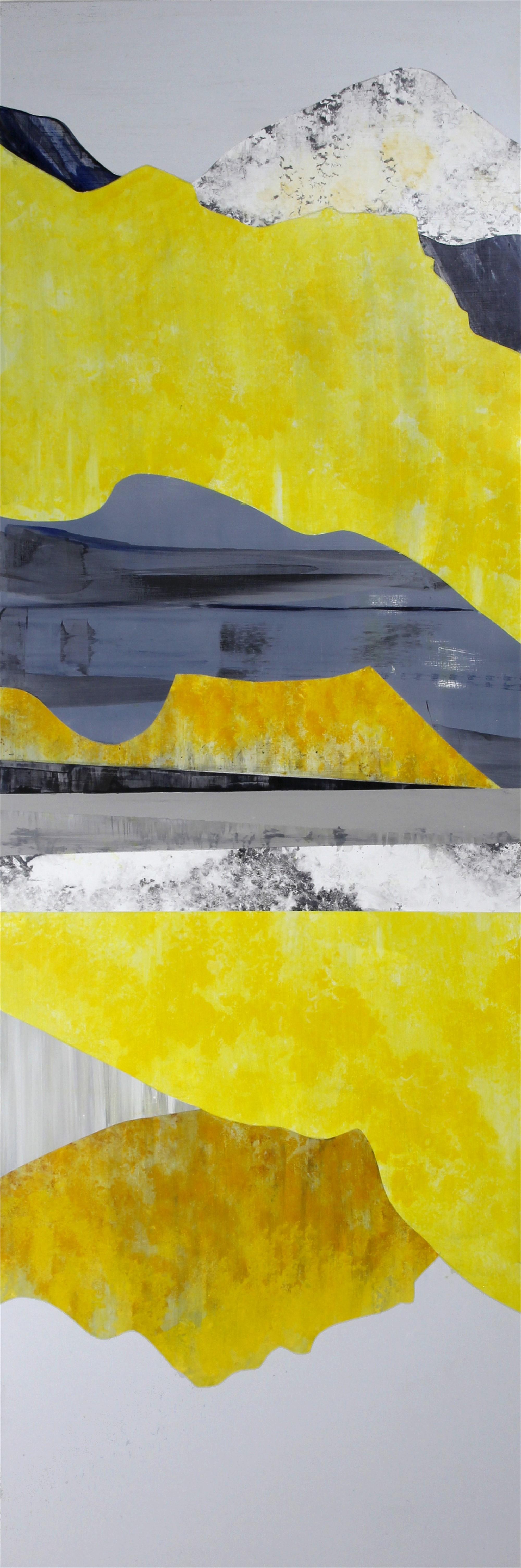 Yellow Aspen Peaks by Sarah Winkler