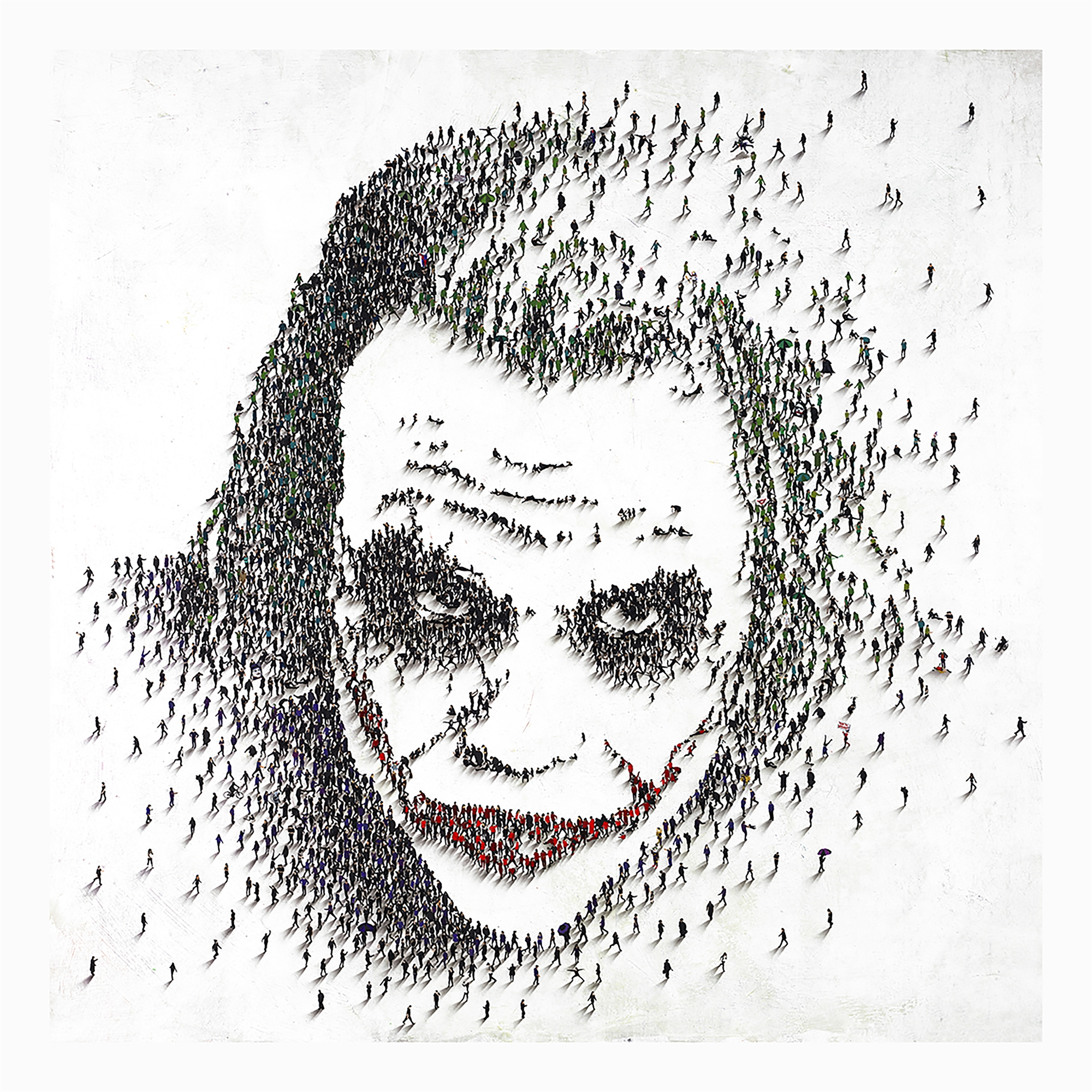 Why So Serious by Limited Edition Craig Alan