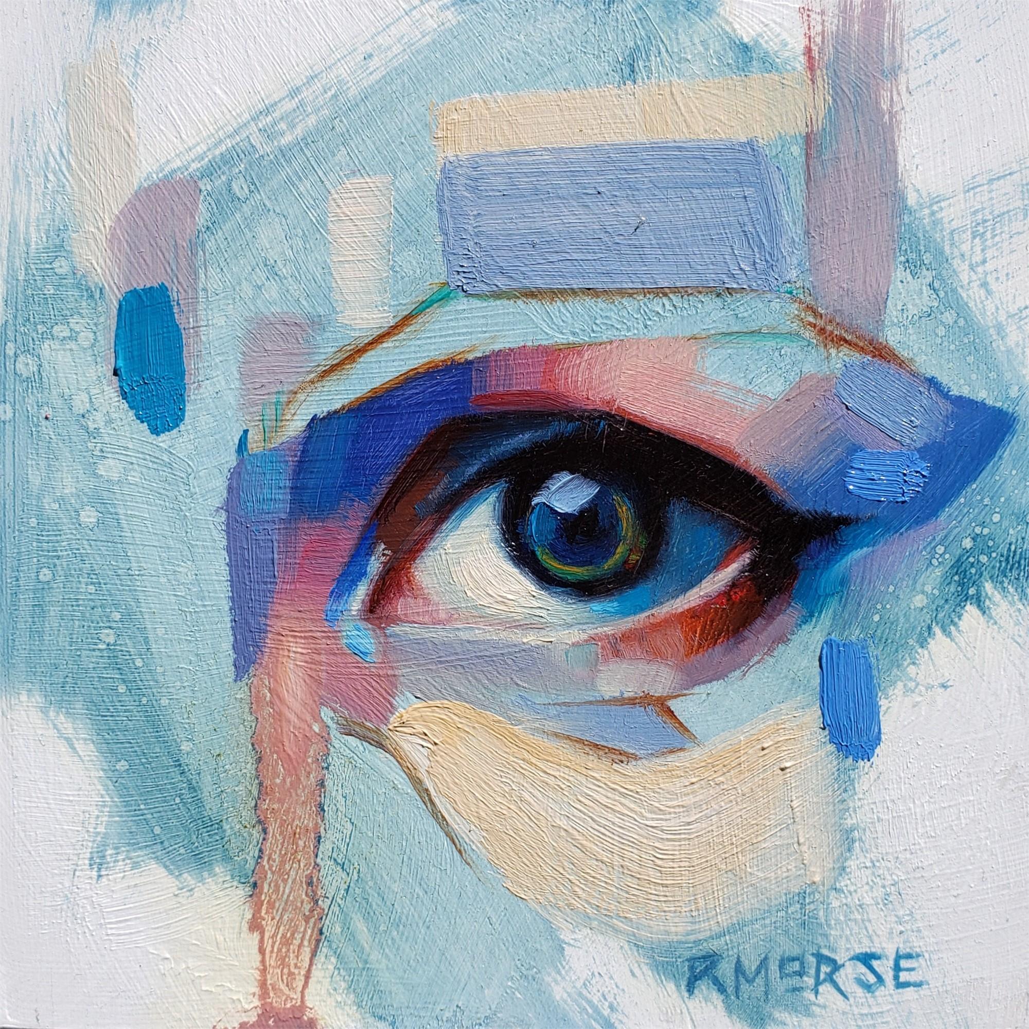 Blue Light by Ryan Morse